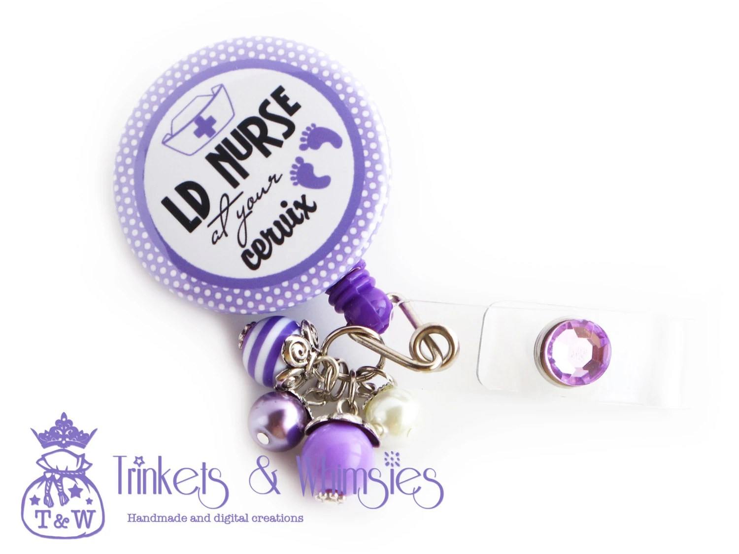 L and D Nurse LD Labor and Delivery Nurse At Your Cervix Etsy