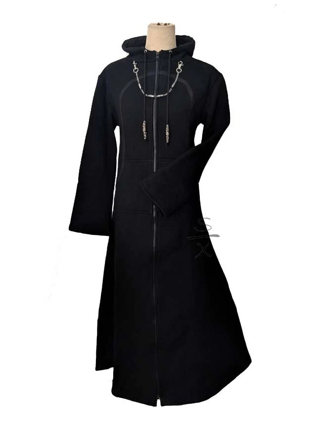 Snuggie Kopen Long Trench Coat Kingdom Hearts Organization Xiii Hoodie Jacket