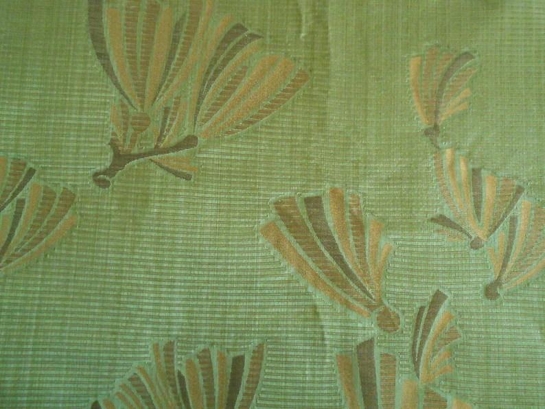 Christopher Hyland Glamorous Elegant Silk Fabric 25 yards Etsy