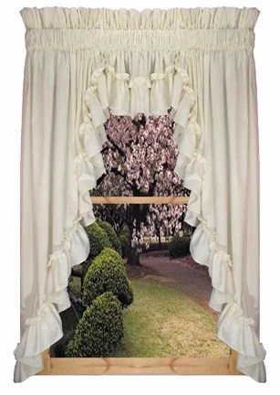 Traditional Curtains Shabby Chic Curtains Ruffled Curtains Country Ruffle Curtains Traditional Curtains Shabby Chic Ruffles