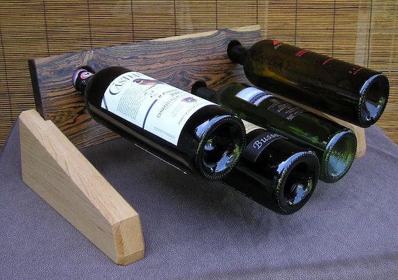 Wine Rack Wine Display Stand For Wine Or Liquor Bottles