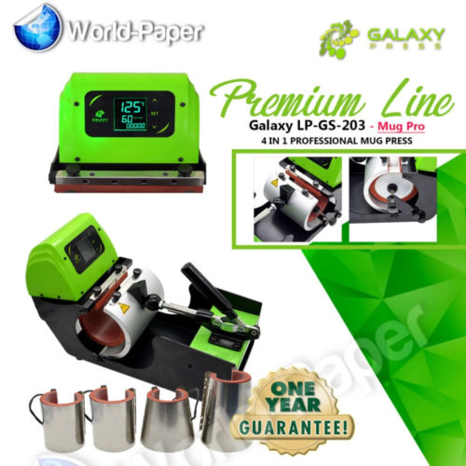 Sublimation Press Mug Heat Press Digital Mug Press Machine Heat Transfer Sublimation 4 In 1
