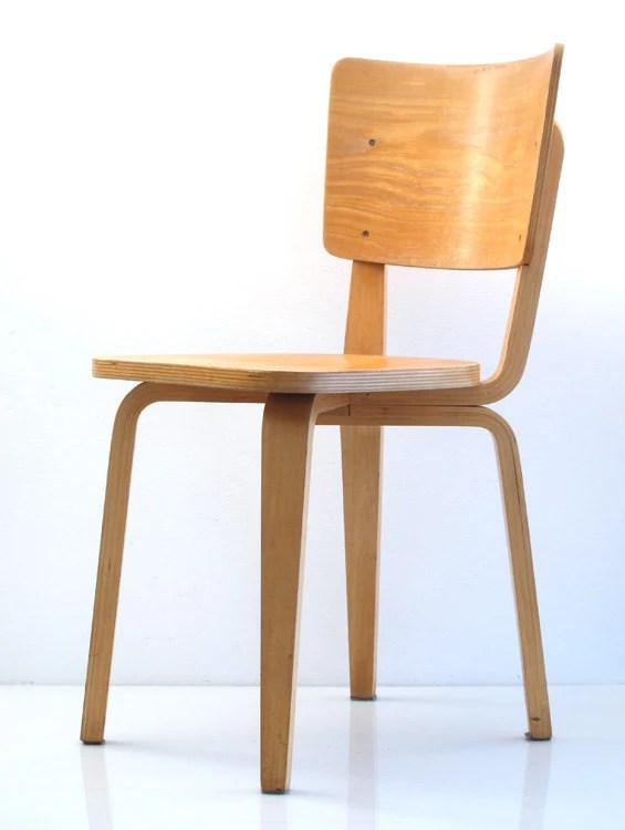 Eames Plywood Chair Plywood Chair Vintage Cor Alons Jc Jansen Fifties Sixties Retro Eames Alvar Aalto Charlotte Perriand Cees Braakman Jean Prouve