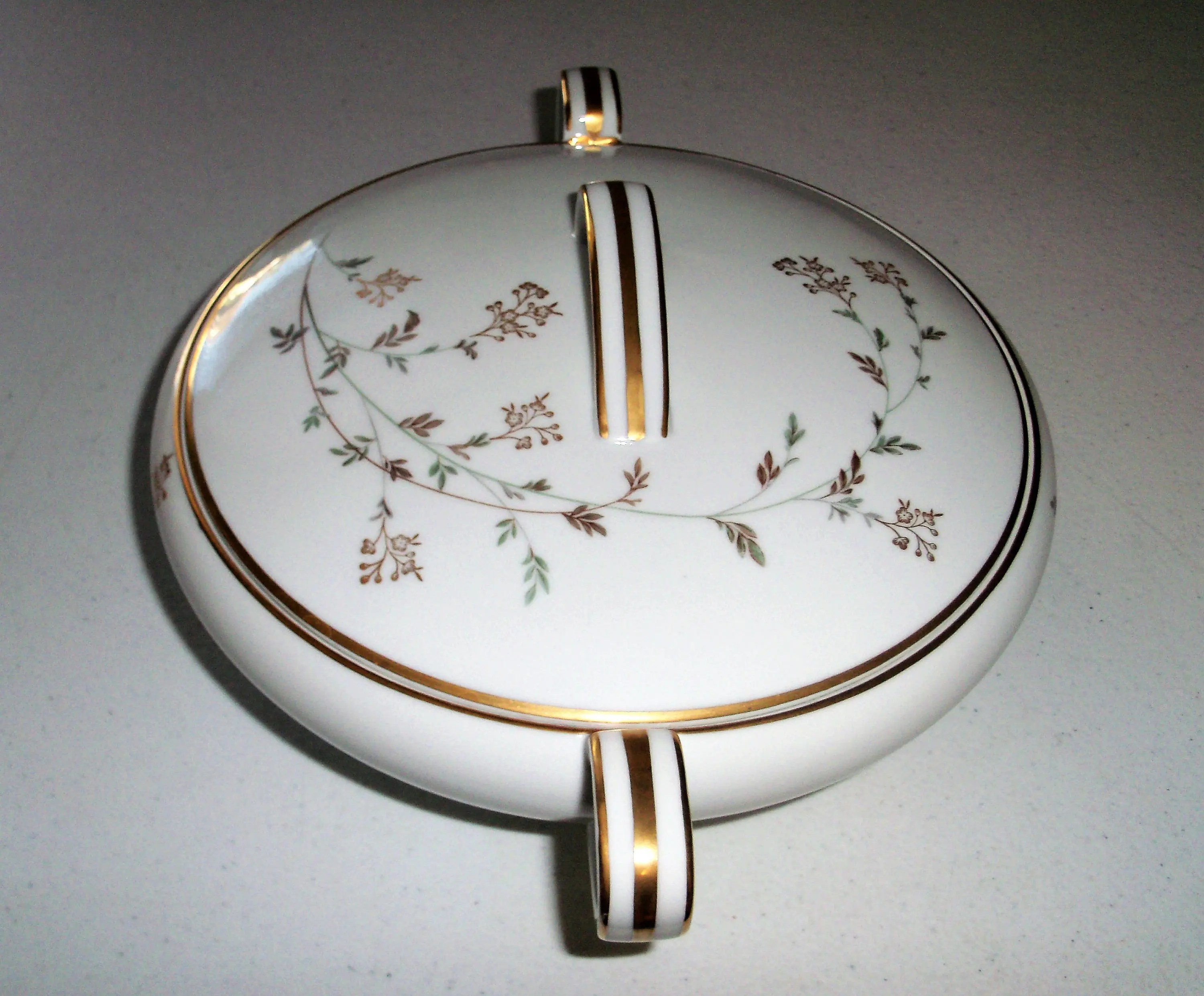 Florence Round Noritake Florence Round Covered Vegetable Bowl Casserole