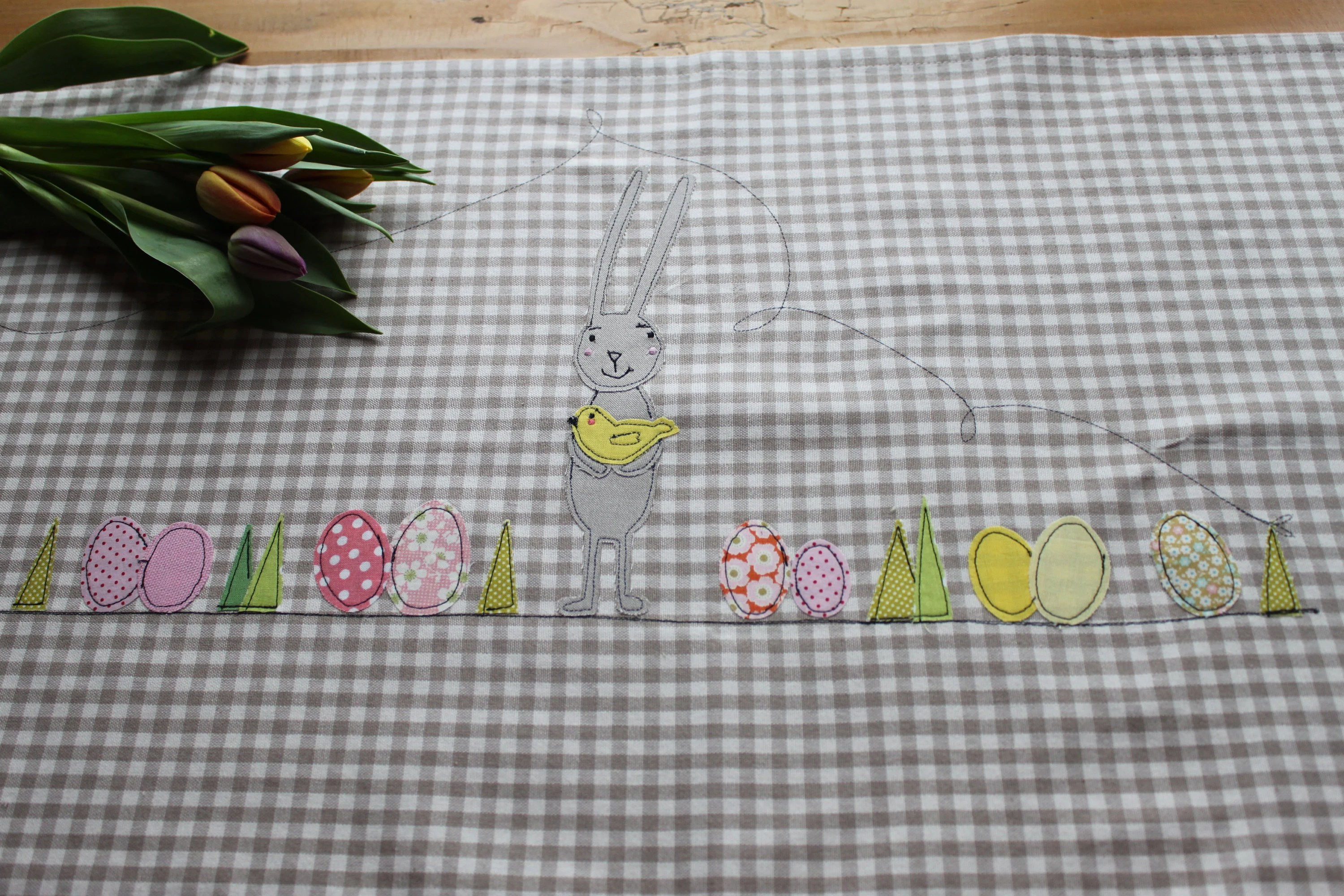 Tablecloth Easter 85x85 Cm Easter Tablecloth Medium Blanket Table Runner Chicken Kitchen Dining Bar Linens Textiles
