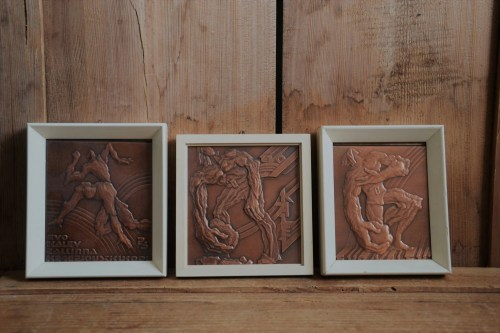 Medium Of Copper Wall Art