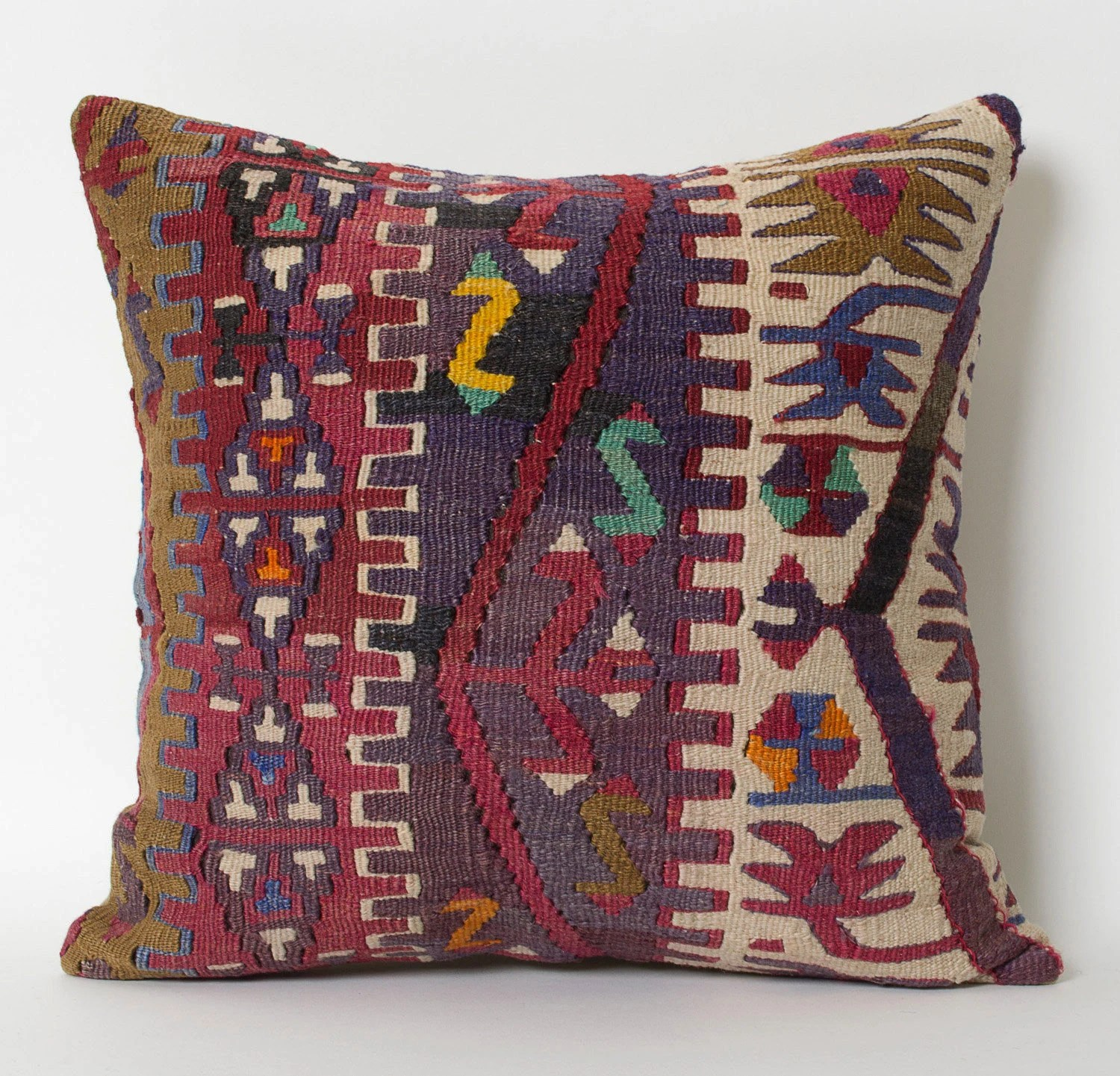 Boho Cushions Australia Kilim Pillows Boho Chic Pillowcases Handmade Farmhouse Etsy