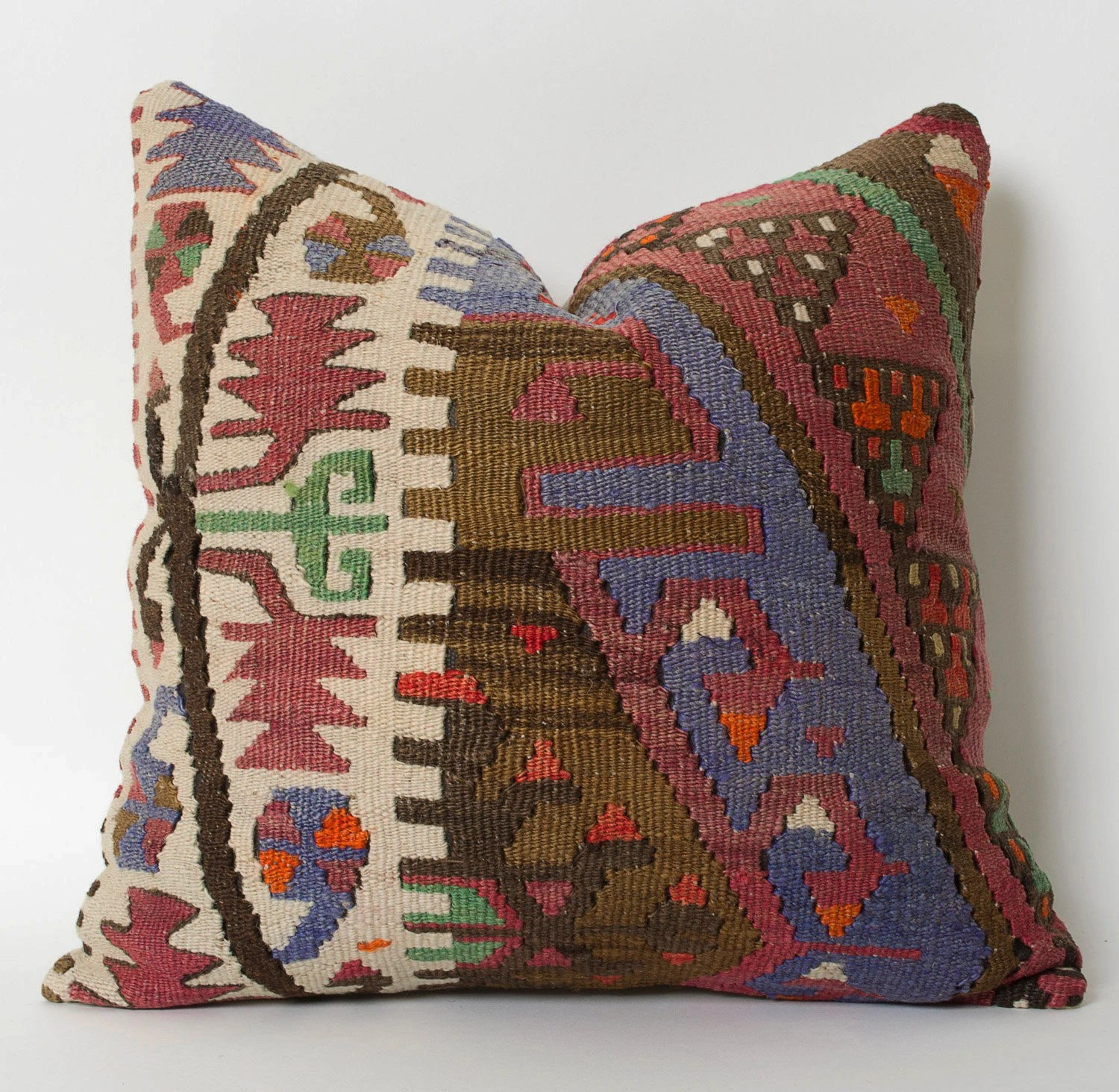 Boho Cushions Australia Ethnic Throw Pillow Kilim Pillow Boho Dorm Decor Kilim Etsy