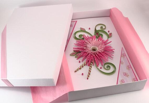 Elegant Birthday Card for Daughter Granddaughter Sister Etsy