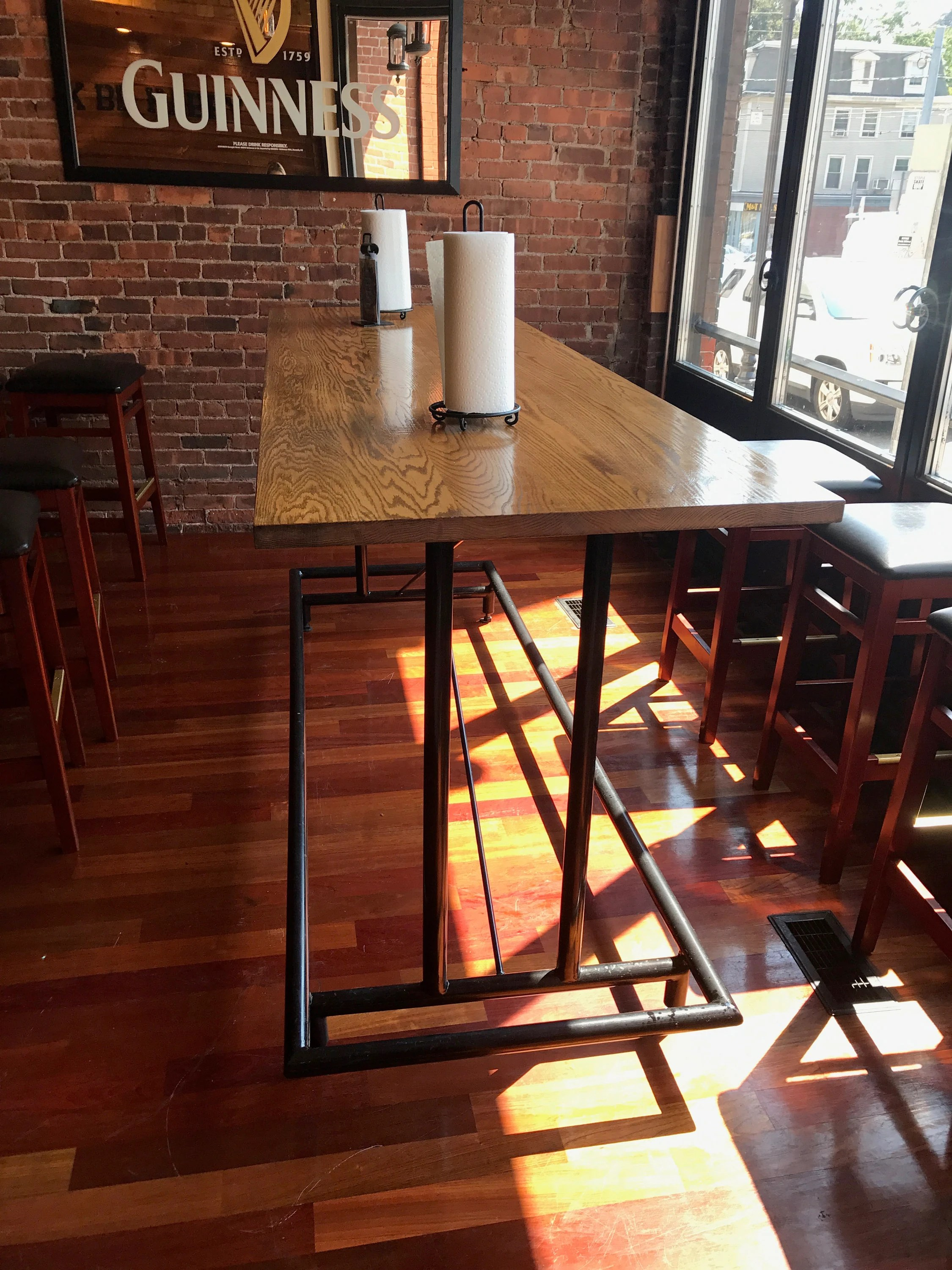 Reastaurant Tables Community Table Bases Restaurant Tables Table Bases Steel Base Industrial Table Base Communal Table