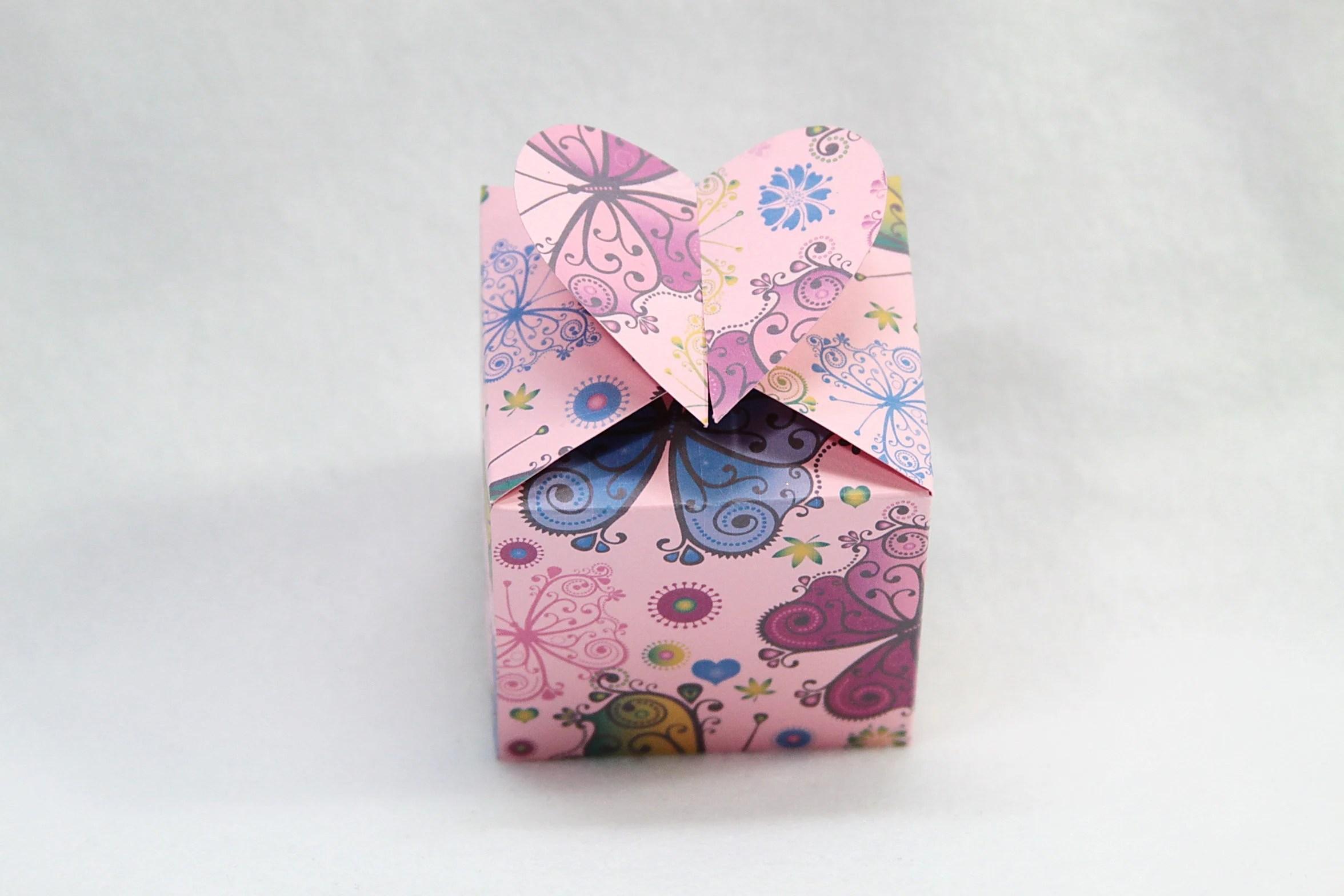 DIY Box Gift Box Paper Box Box Template Printable Gift Etsy