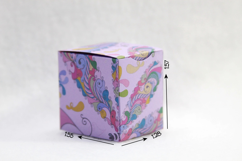 DIY Box Gift Box Paper Box Box Template Printable Gift Box Etsy