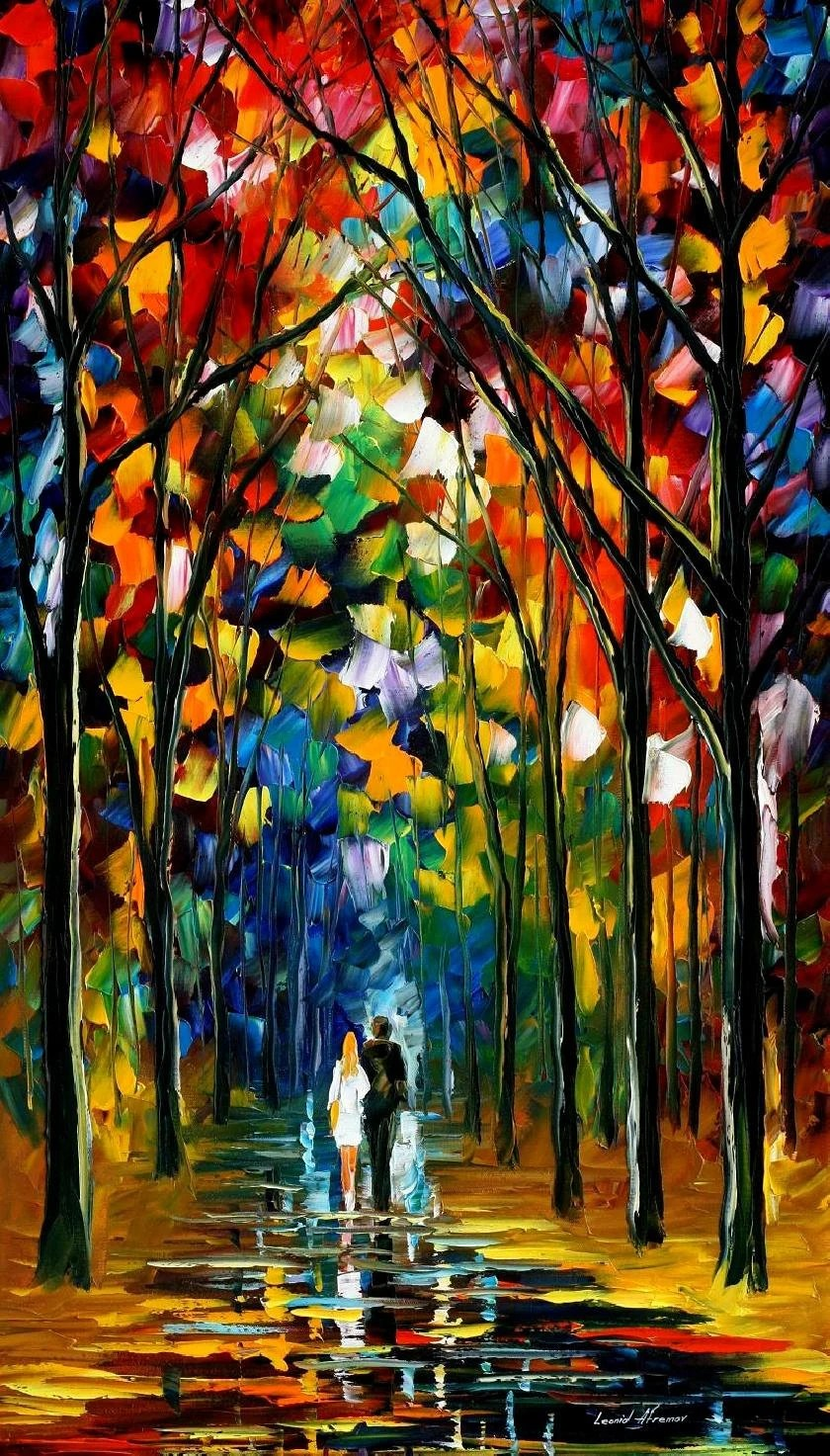 Wall Paintings For Sale Cheap Paintings For Sale Great Wall Art By Leonid Afremov Love Vibrations Size 20