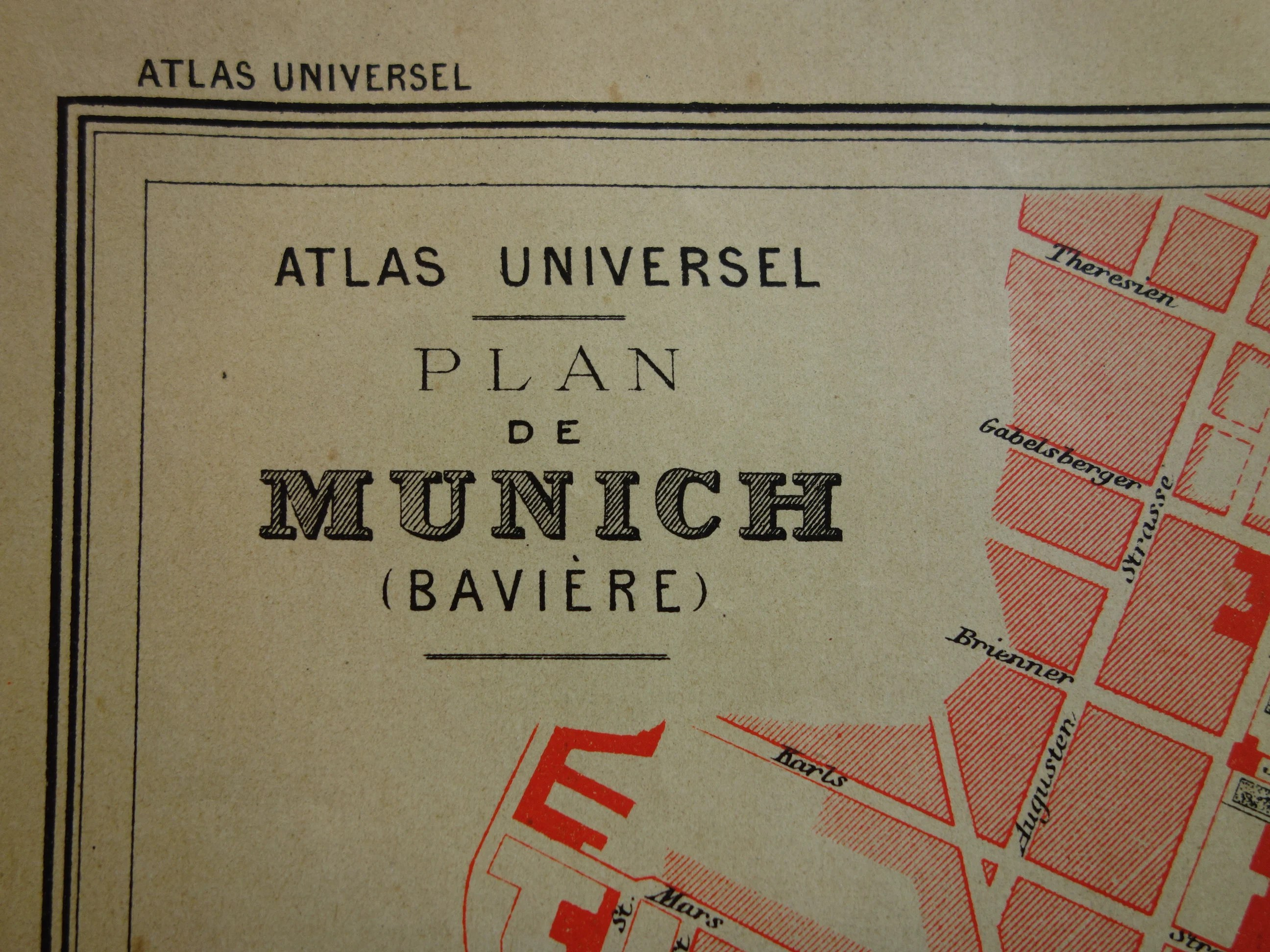 Plan Von München 1879 Munich Old Map Of Munich Lovely Original Antique City Plan Munich Vintage Maps About Germany Alte Karte Von München