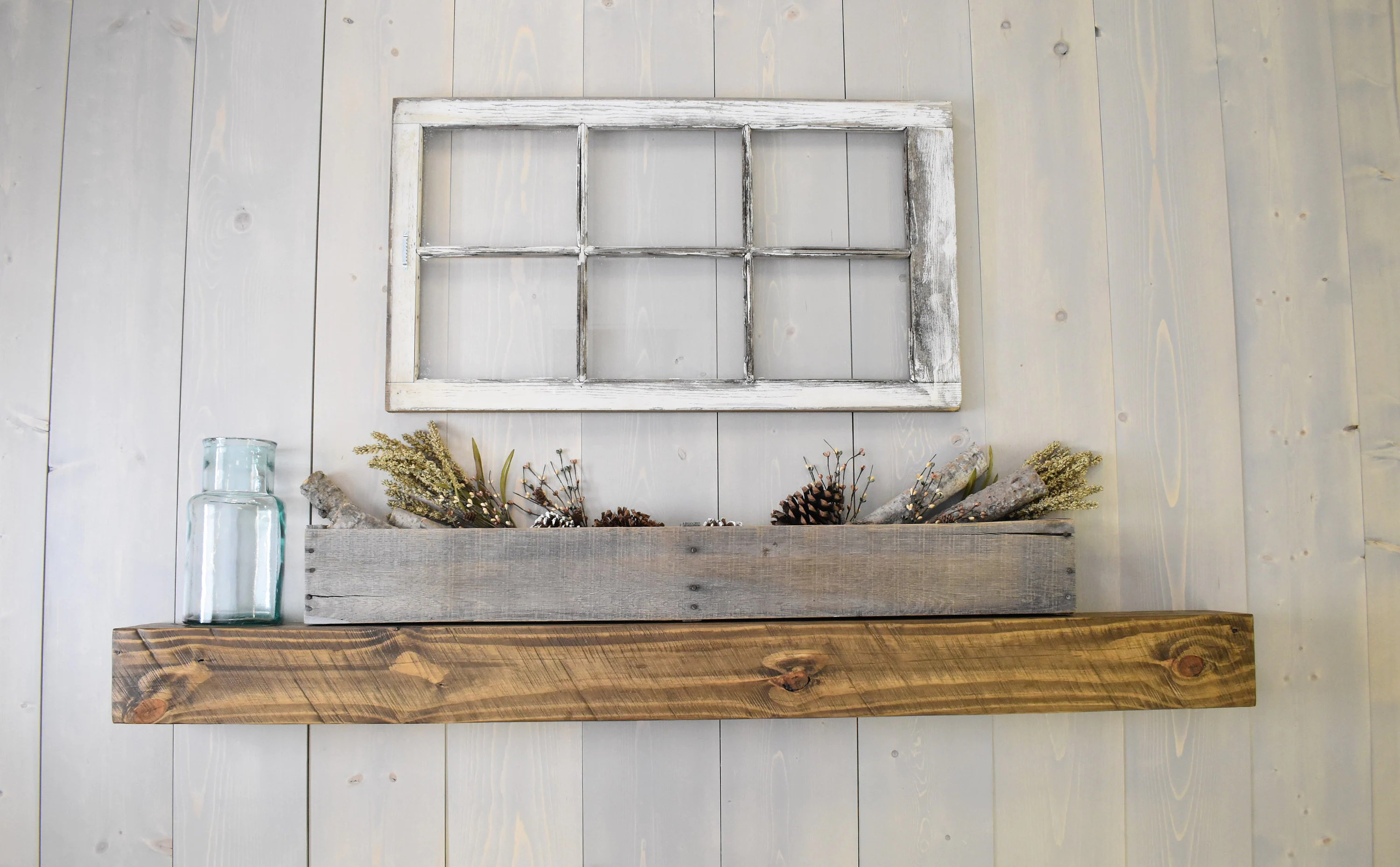 Fireplace Beam Mantel Beam Mantel Fireplace Mantel Wood Shelving Floating Shelves Floating Mantel Rustic Shelf Ledge Shelf Farmhouse Decor