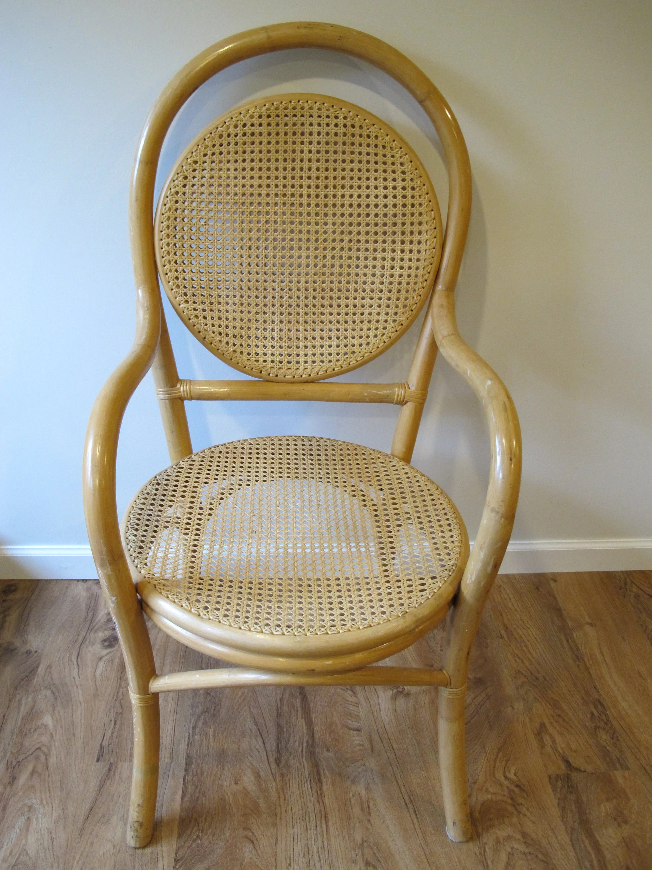 Rattan Lounge Chair Philippines Mid Century Bamboo And Cane Chair Made In The Philippines