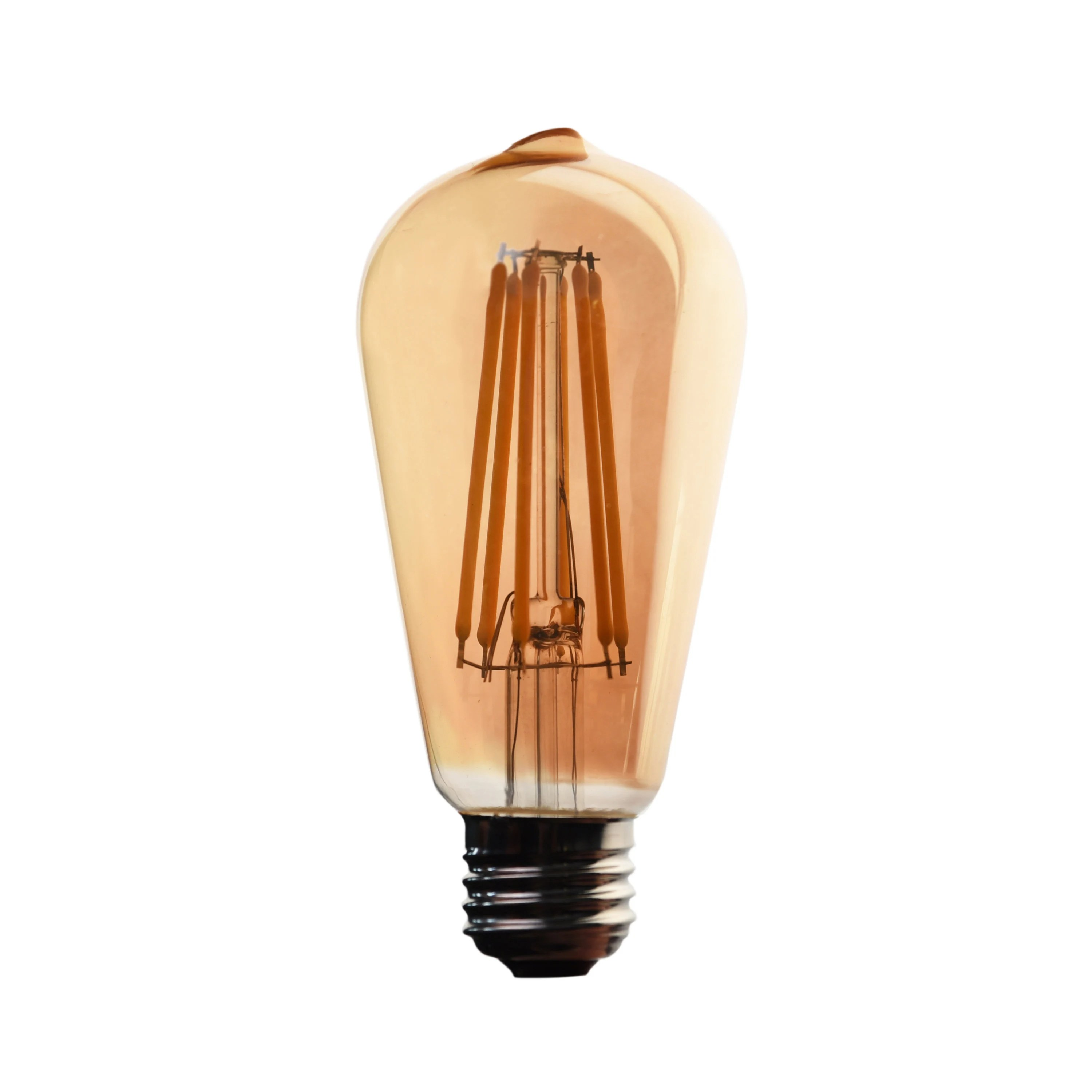 40 Watt In Lumen 4 5w Led Edison Bulb 400 Lumens 40 Watt Equivalent Fully