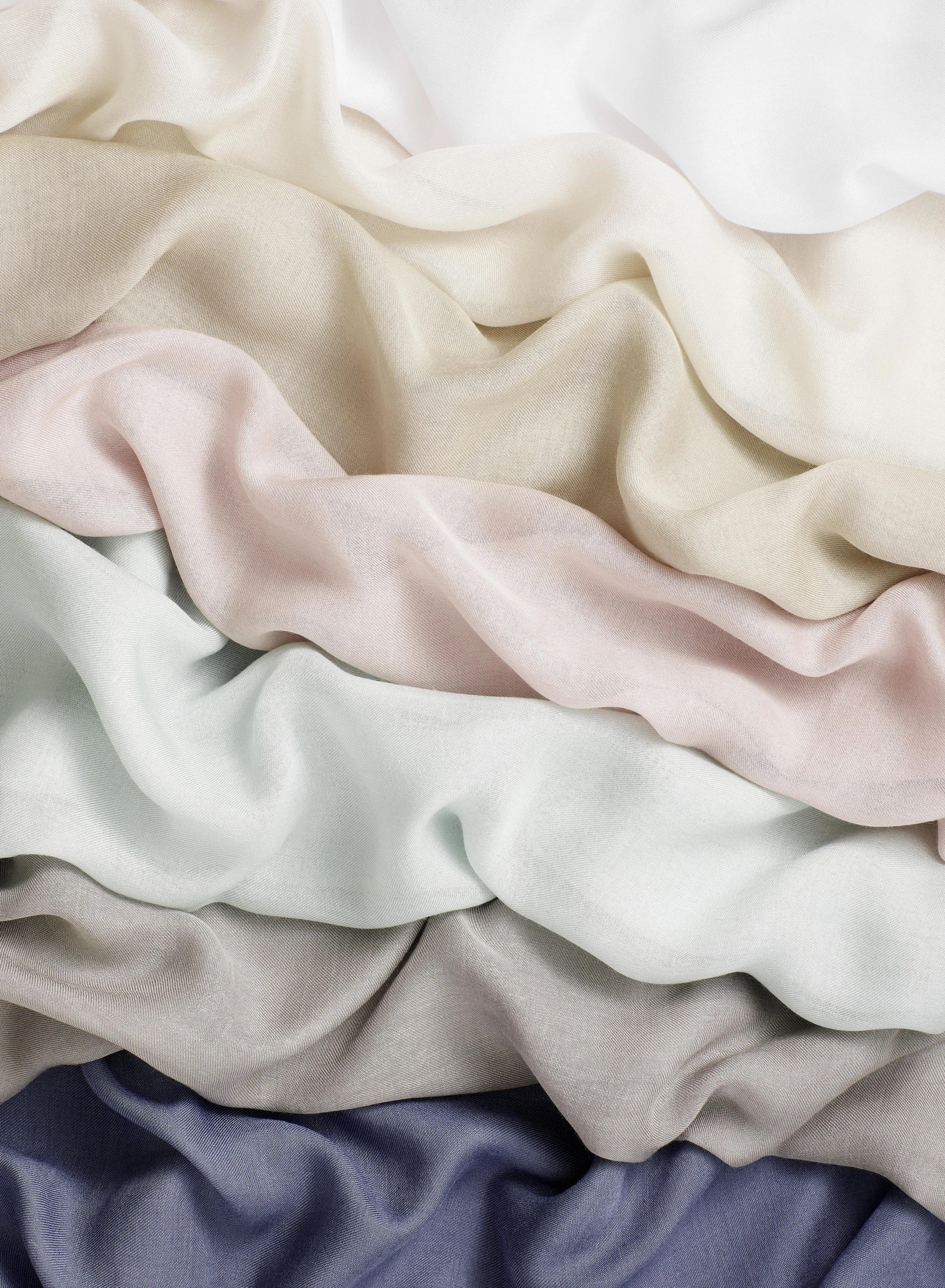Sahco Hesslein Luxurious Viscose Cashmere Sheer Fabric Double Width Donghia Sahco Hesslein Available By The Yard