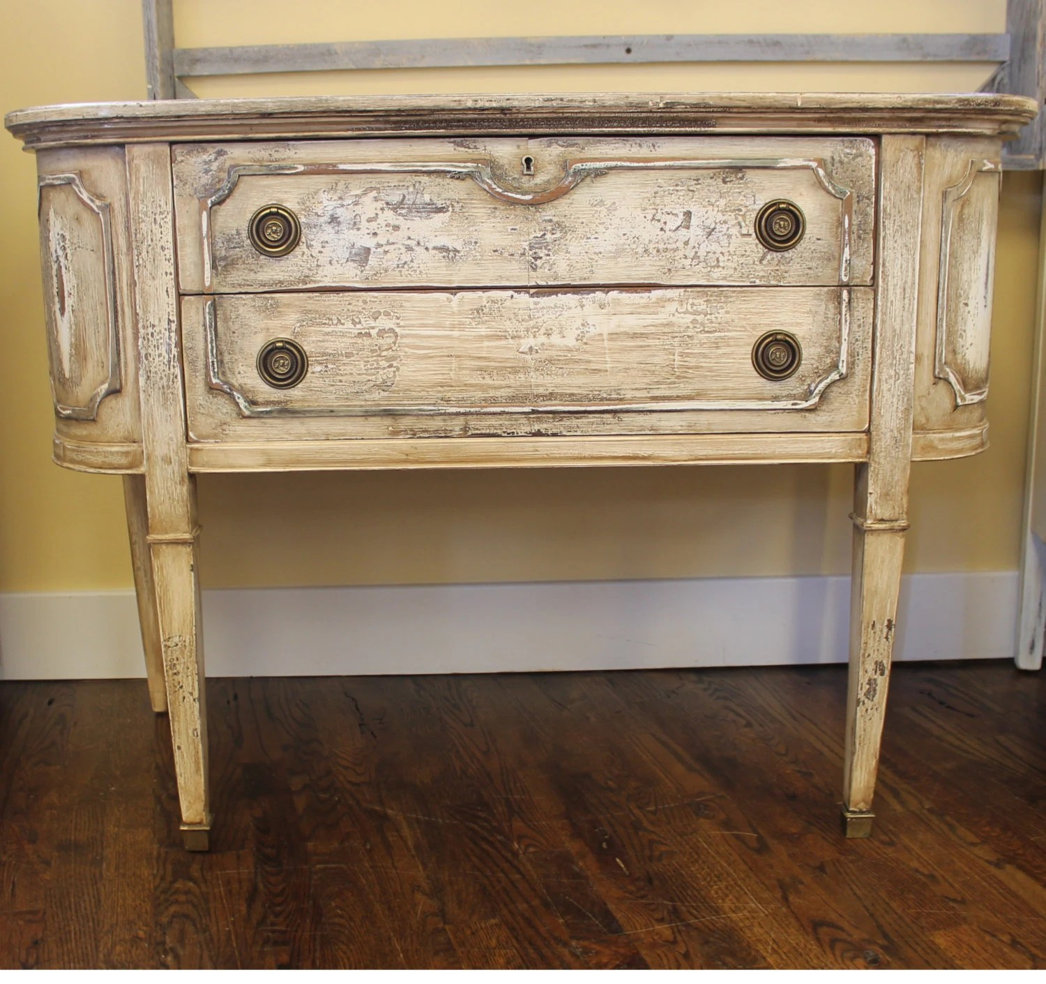 Sideboard Shabby Chic Antique French Patina Sideboard Shabby Chic Server