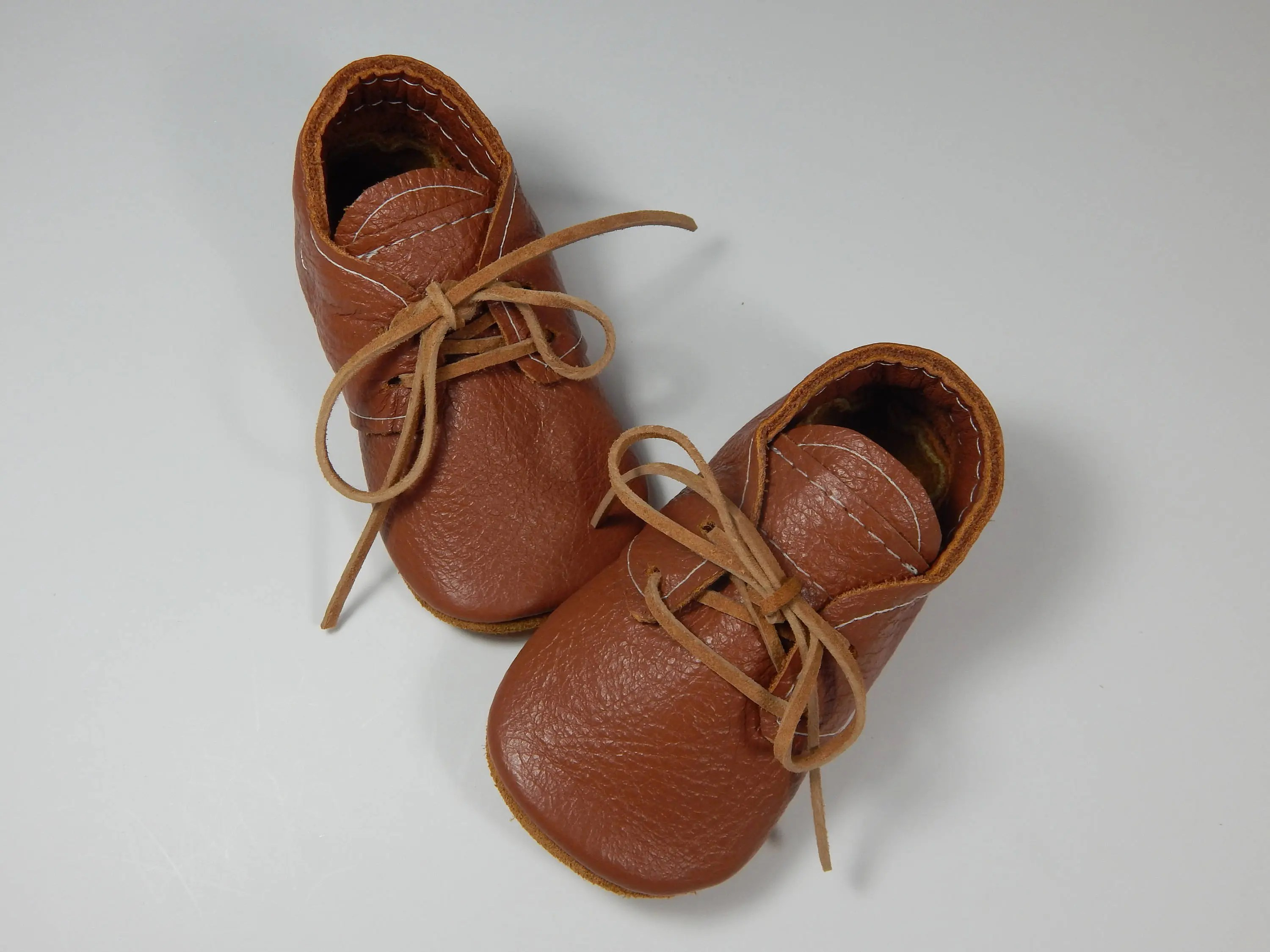 b14a5d8d Baby Shoes Girls Oxfords Boys Oxford Girls Leather Shoes Boys Leather Shoes  Toddler Shoes Infant Shoes Baby Boy Shoe Cork Brown Baby Shoes