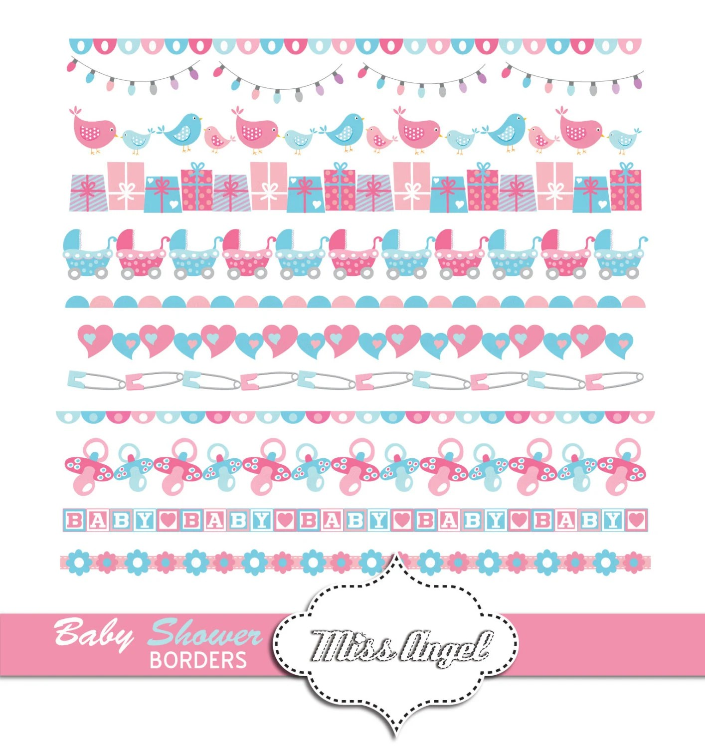Baby bunting banners BUY 2 GET 1 FREE buy 4 get 2 free Baby Etsy