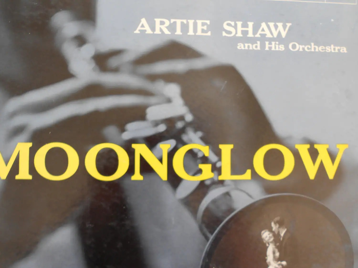 Artie Shaw Genre Artie Shaw And His Orchestra Moonglow Vinyl Record