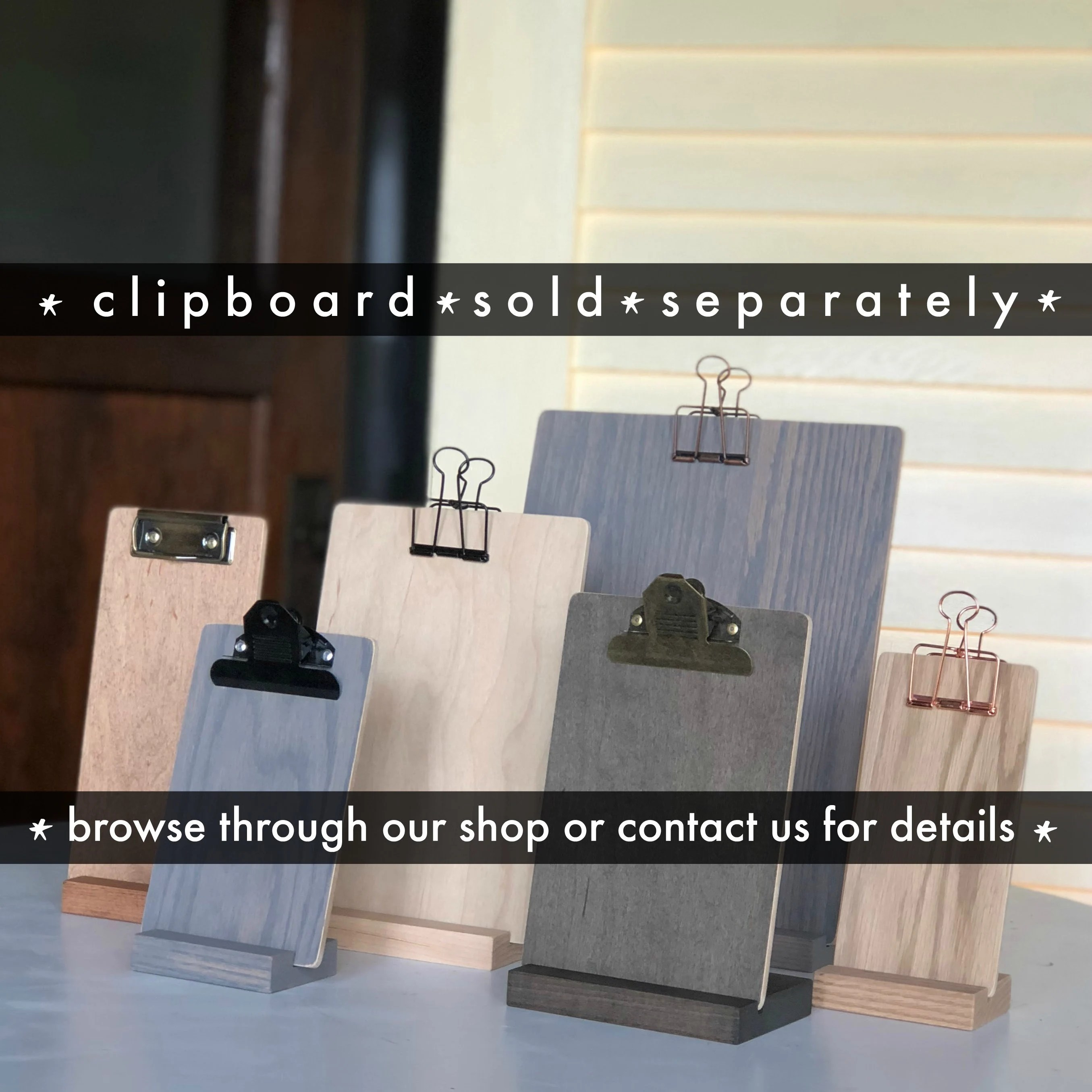 Retail Display Stands Australia Clipboard Stand For Menu Board Table Numbers Or Retail Display