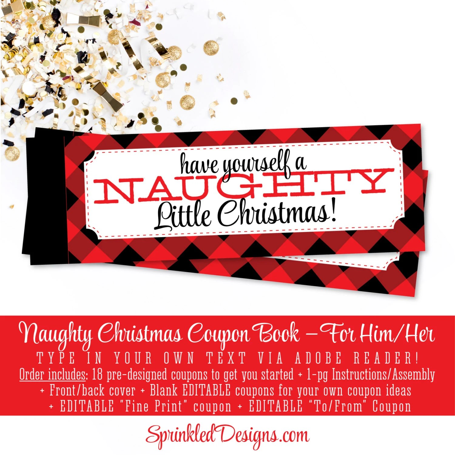 Christmas Coupon Ideas  Good Coupons For Boyfriend Love