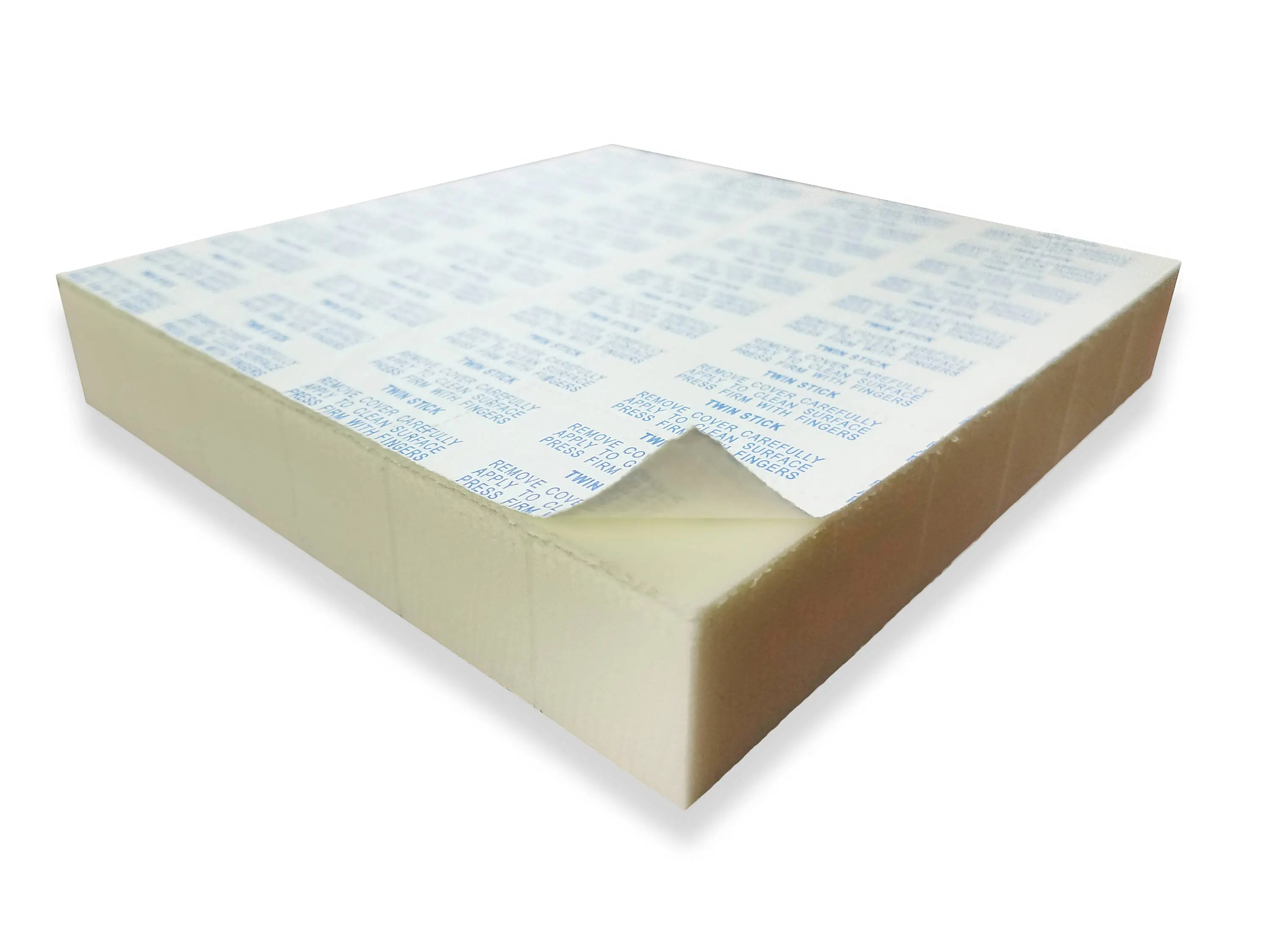 Different Types Of Foam Set Of 12 Of Vhb Double Sided Foam Squares Adhesive 1 X 1 Inch X 1 2 Inch Or 1 Inch Thick Permanent Aggressive Adhesive Dots