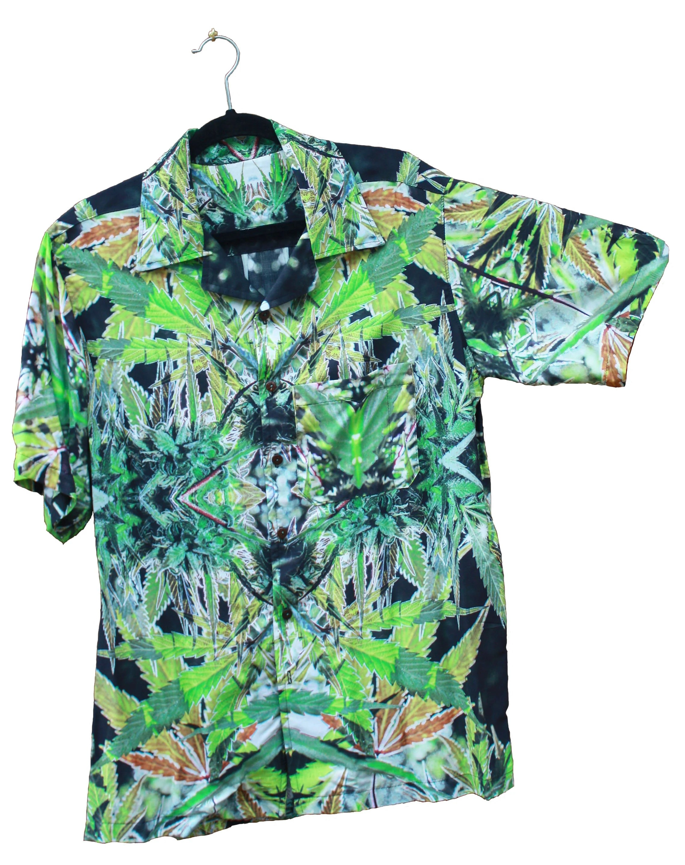 Weed Bettwäsche Mens Hawaiian Shirt Hippy Shirt In Blueberry Marijuana Print Festival Shirt Resort Wear Mens Beach Wedding Shirt Cannabis Shirt Resort Shirt