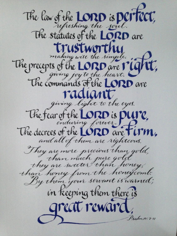 church anniversary scriptures