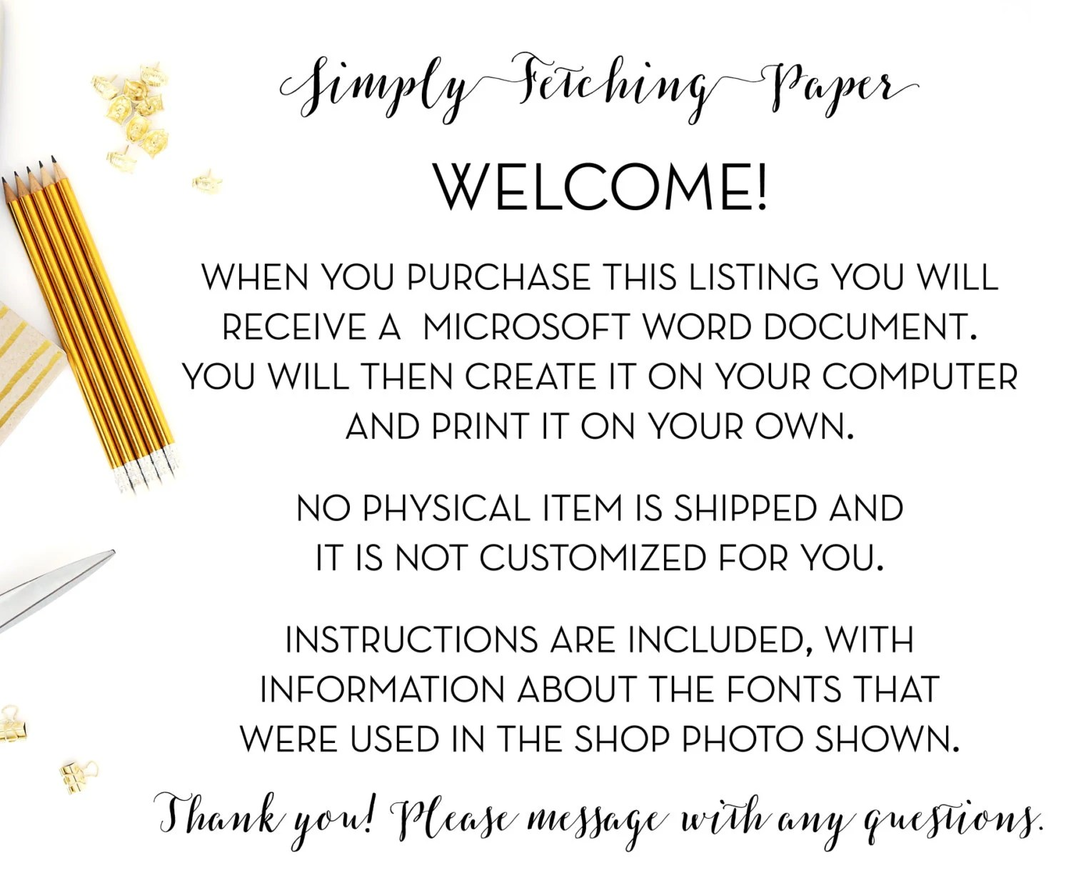 Menu Template Editable Text Microsoft Word Menu Card Etsy