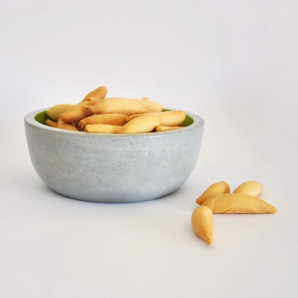 Bowl For Fruit Small Fruit Bowl Modern Concrete Bowl Individual Salad Bowl Cereal Bowl Small Fontain Fruit Bowl Jewelry Box