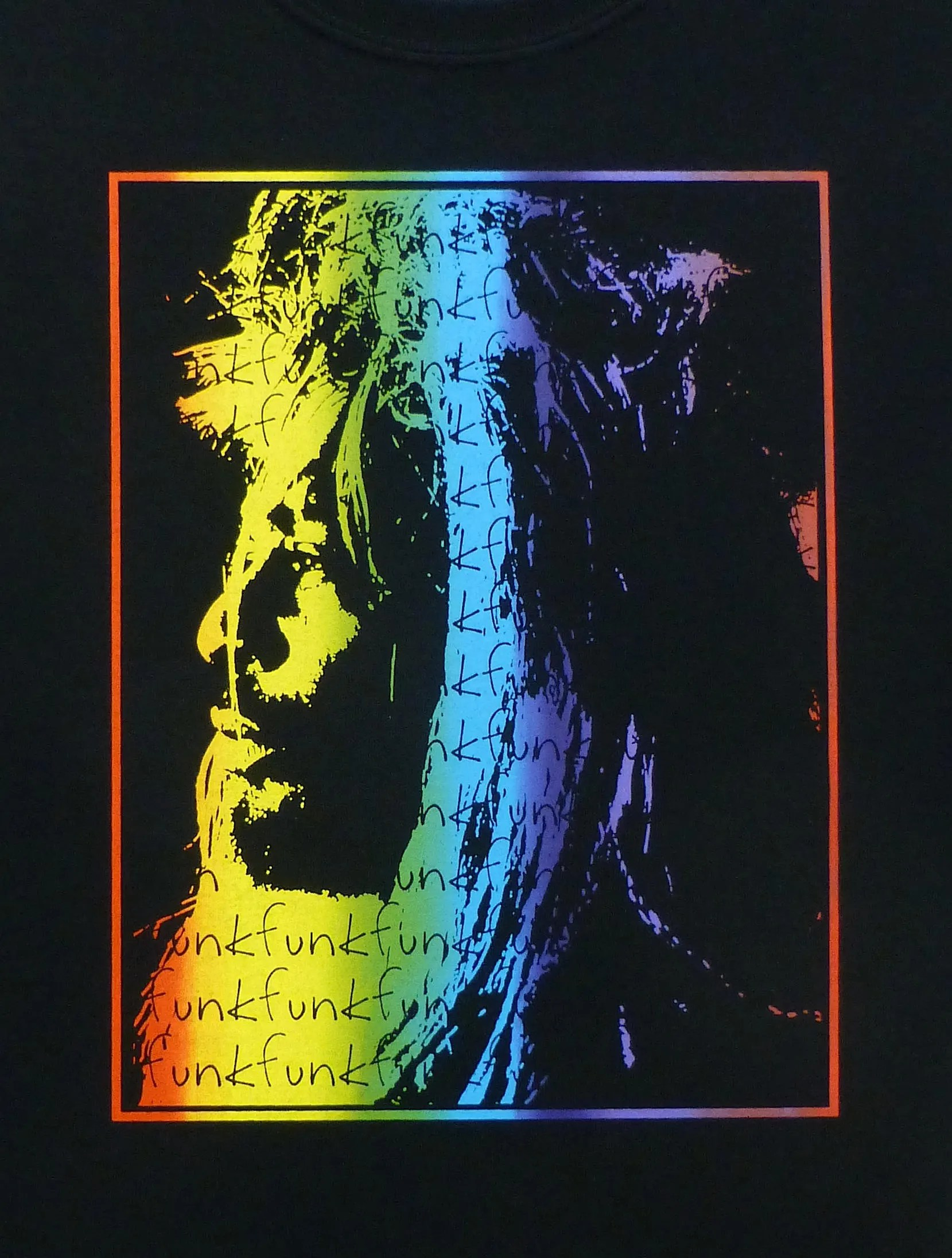 Xxxl Poster Funkadelic T Shirt New Xxl Or Xxxl Clinton Request Size In Message