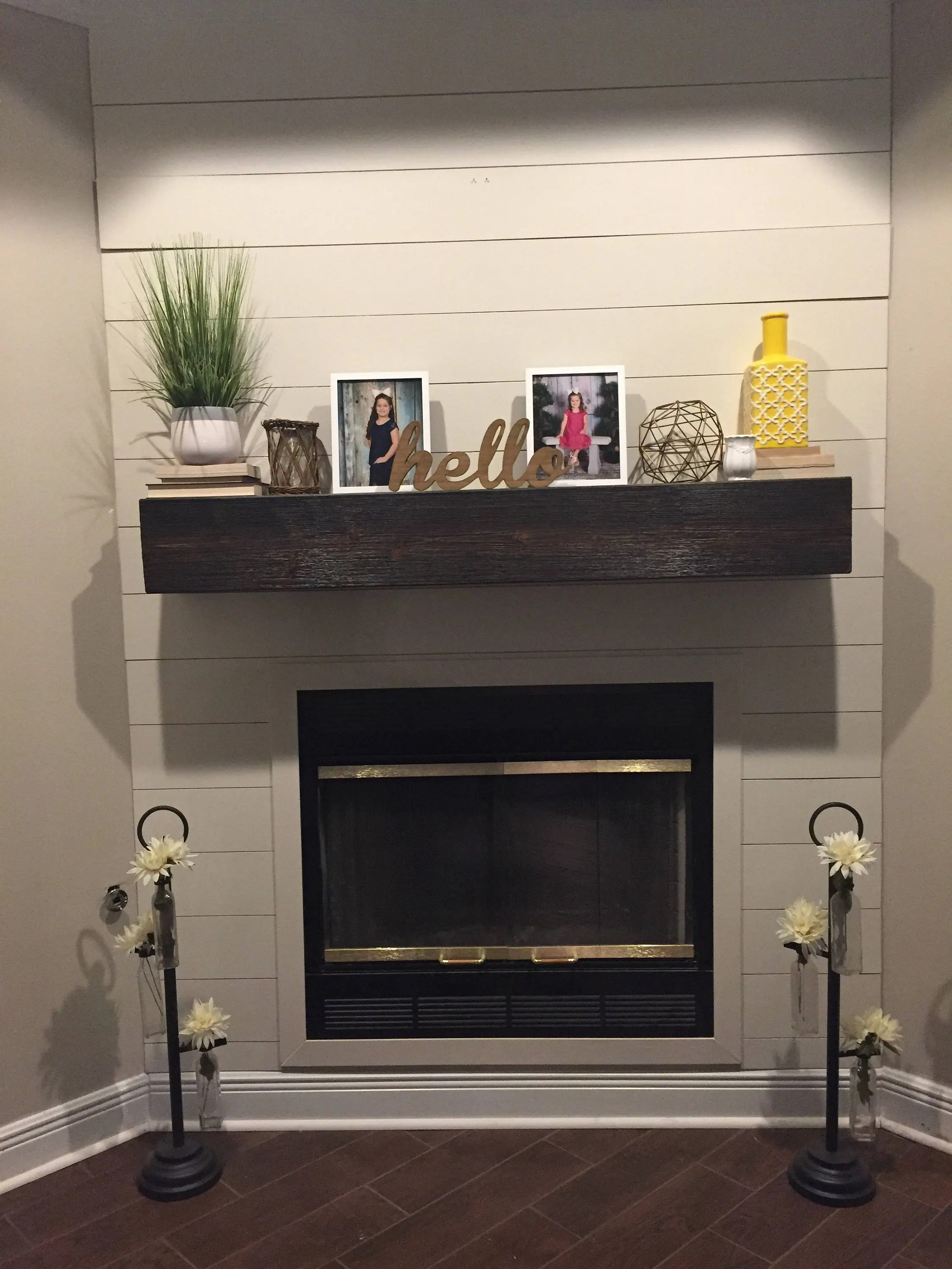 Floating Fireplace Mantel Ideas Fireplace Mantel Rugged Wood Mantel Floating Shelf Fireplace Mantle 60