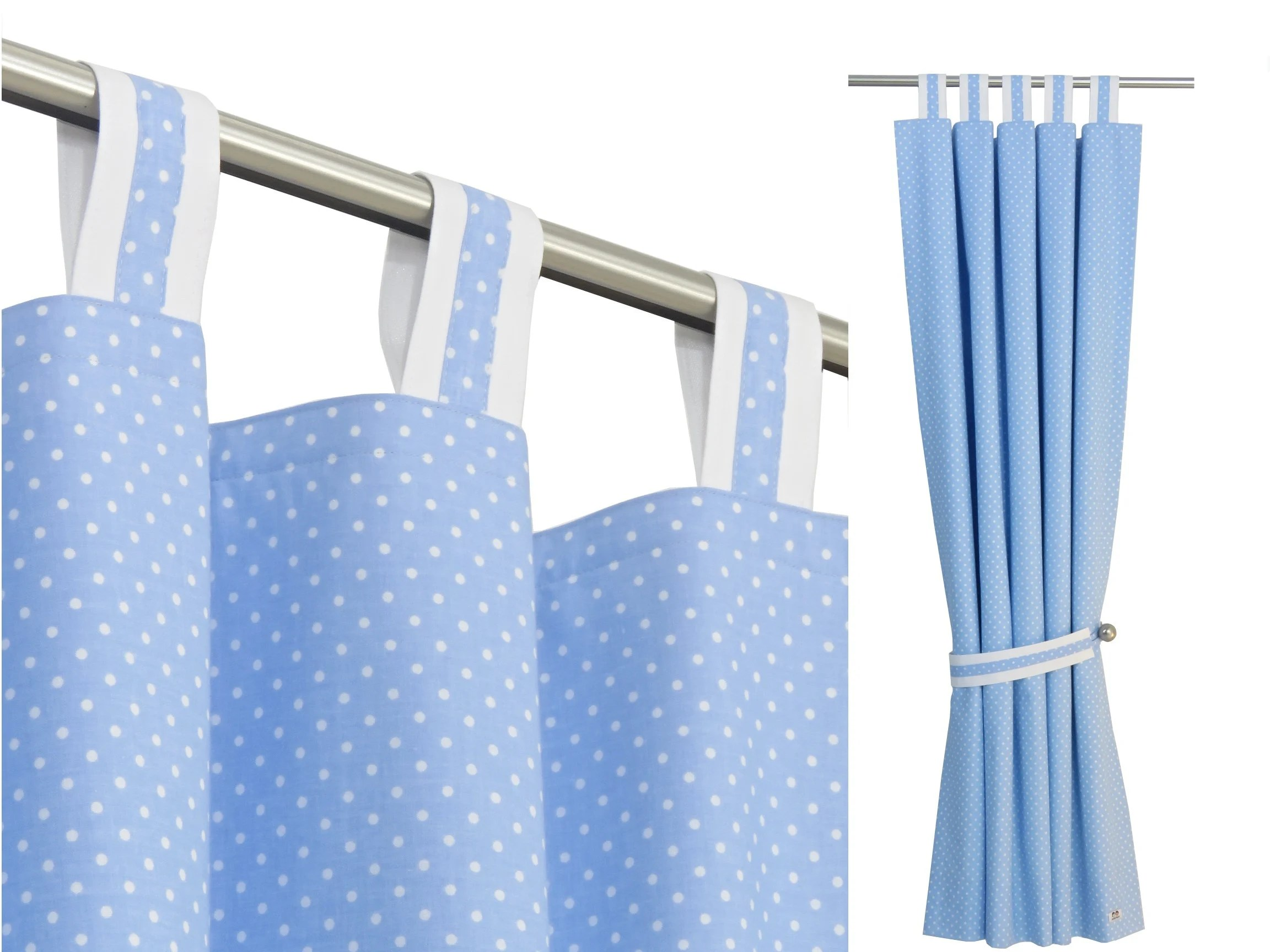 Boys Nursery Curtains Boys Nursery Curtains Baby Blue Nursery Curtains Nursery Window Drapes Blue White Nursery Blackout Curtains Different Lengths Ready To Ship