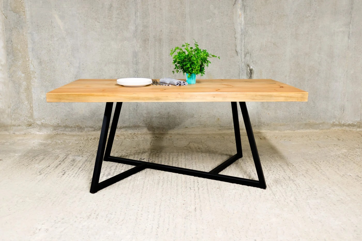 Couchtisch New Glory Reclaimed Timber Dining Table