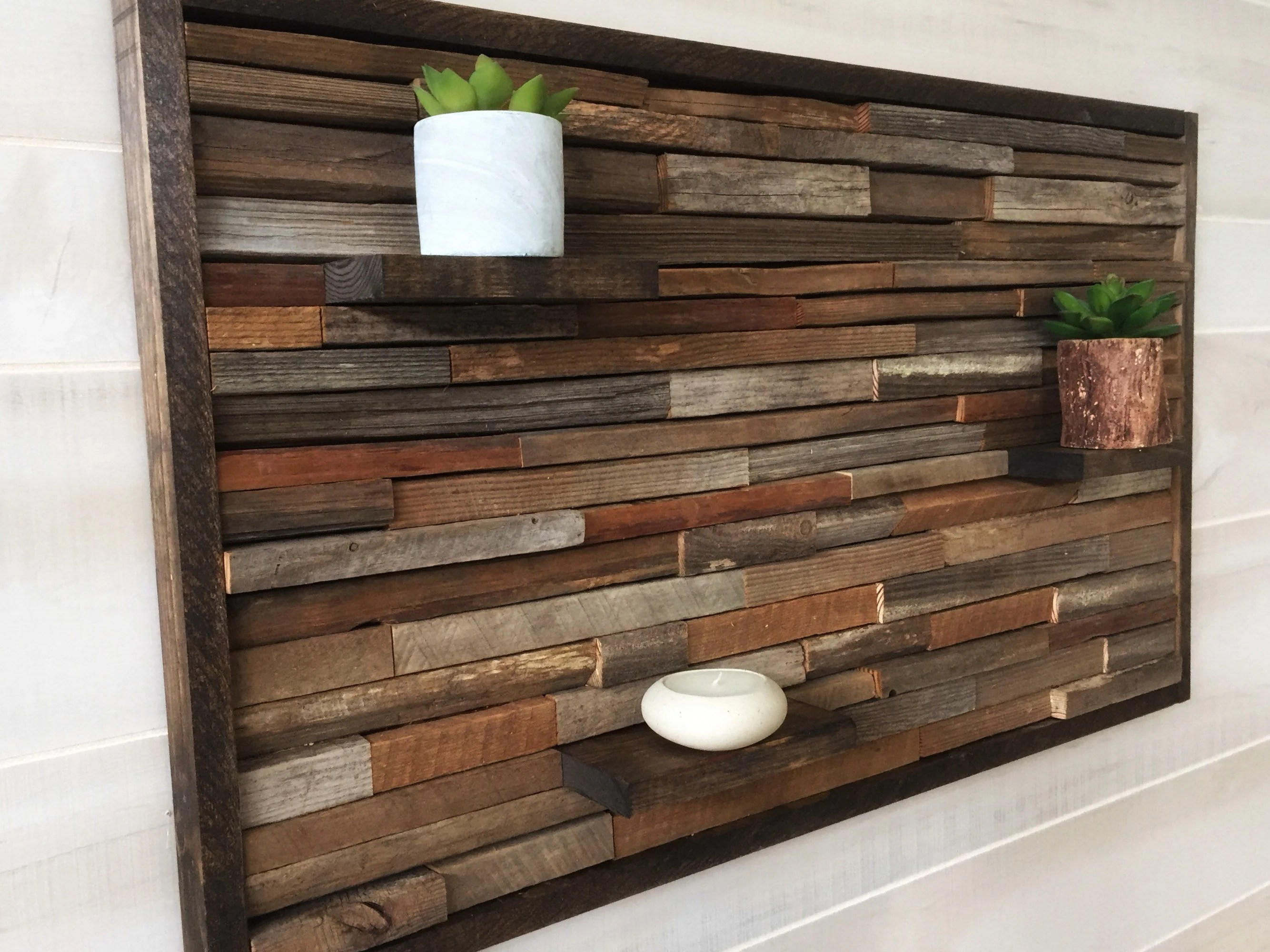 Sleek Reclaimed Wood Wall Wood Wall Rustic Rustic Wall Sticks Reclaimed Wood Wall Wood Wall Rustic Rustic Wall Wood Wall Decor Etsy Wood Wall Decor Panels houzz-02 Wood Wall Decor