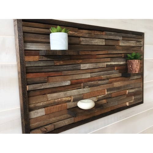 Medium Crop Of Wood Wall Decor