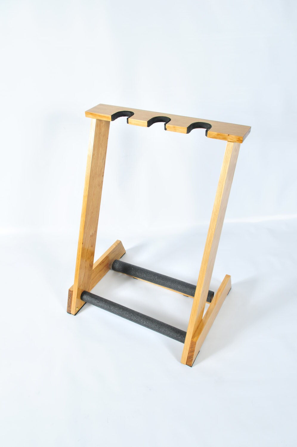 Guitar Stool Australia Handcrafted Wooden Guitar Stand From Allwood Stands