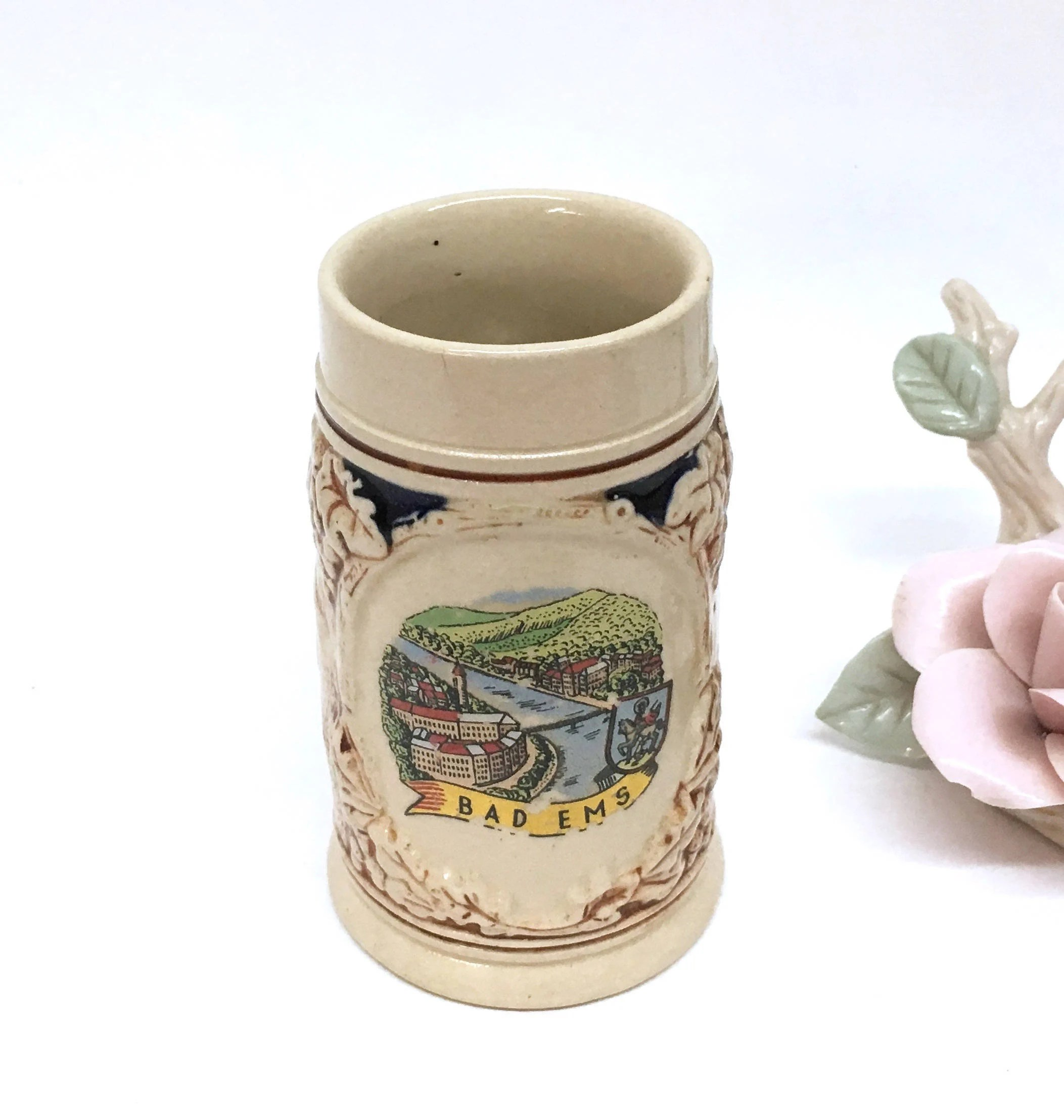 Bad Stein German Beer Stein Is A Collectible 4 1 8
