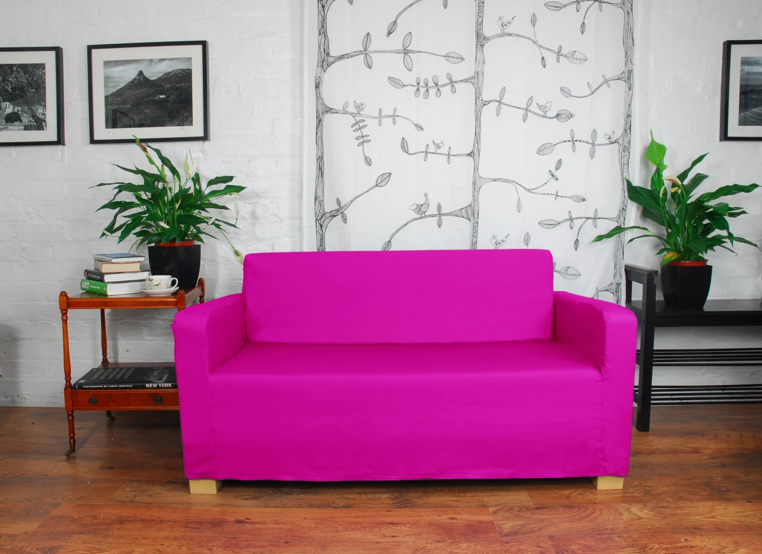 Ikea Solsta Bettsofa Deutschland Slip Cover To Fit The Ikea Ullvi Sofa Bed 20 Colours Available