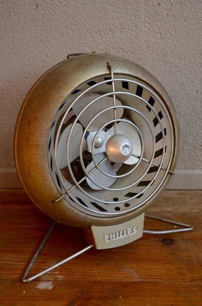Garage Workshop Fan Fan Heating Phillips Industrial Garage Workshop Appliances Vintage Retro 50 S Antic French Fan Industrial Deco Fifties