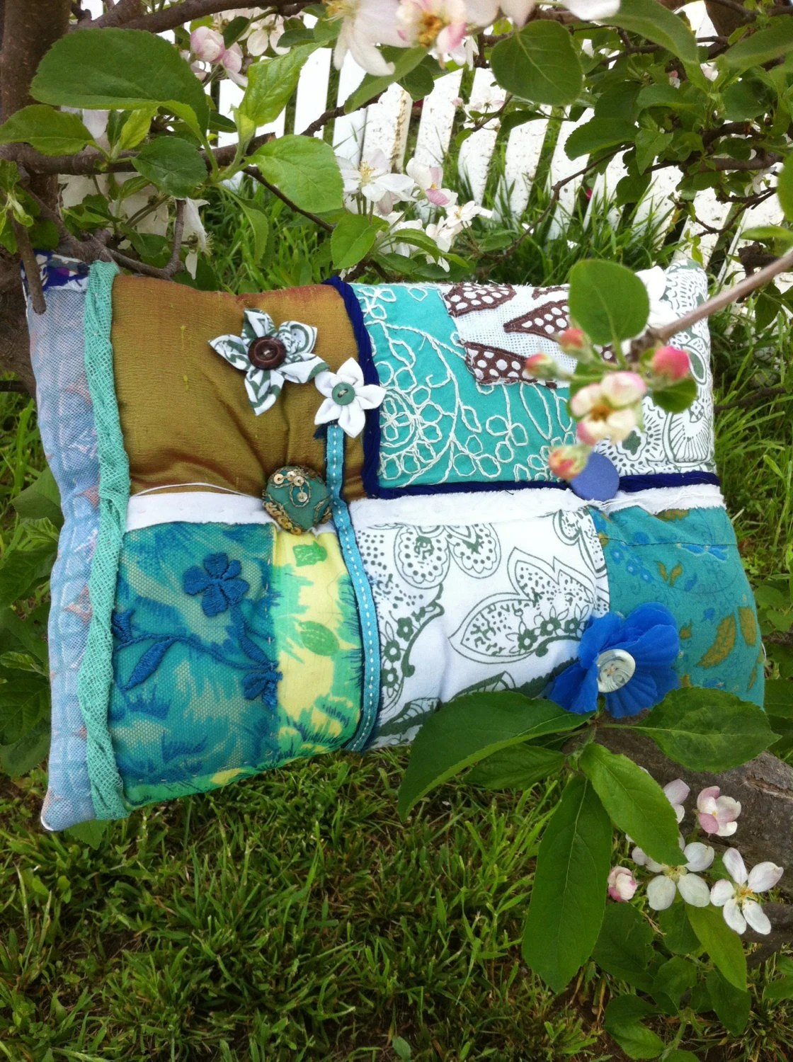 Boho Cushions Australia Flower Cushion Gypsy Cushion Boho Pillow Patchwork