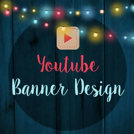 Custom Youtube banner design Youtube channel art custom Etsy