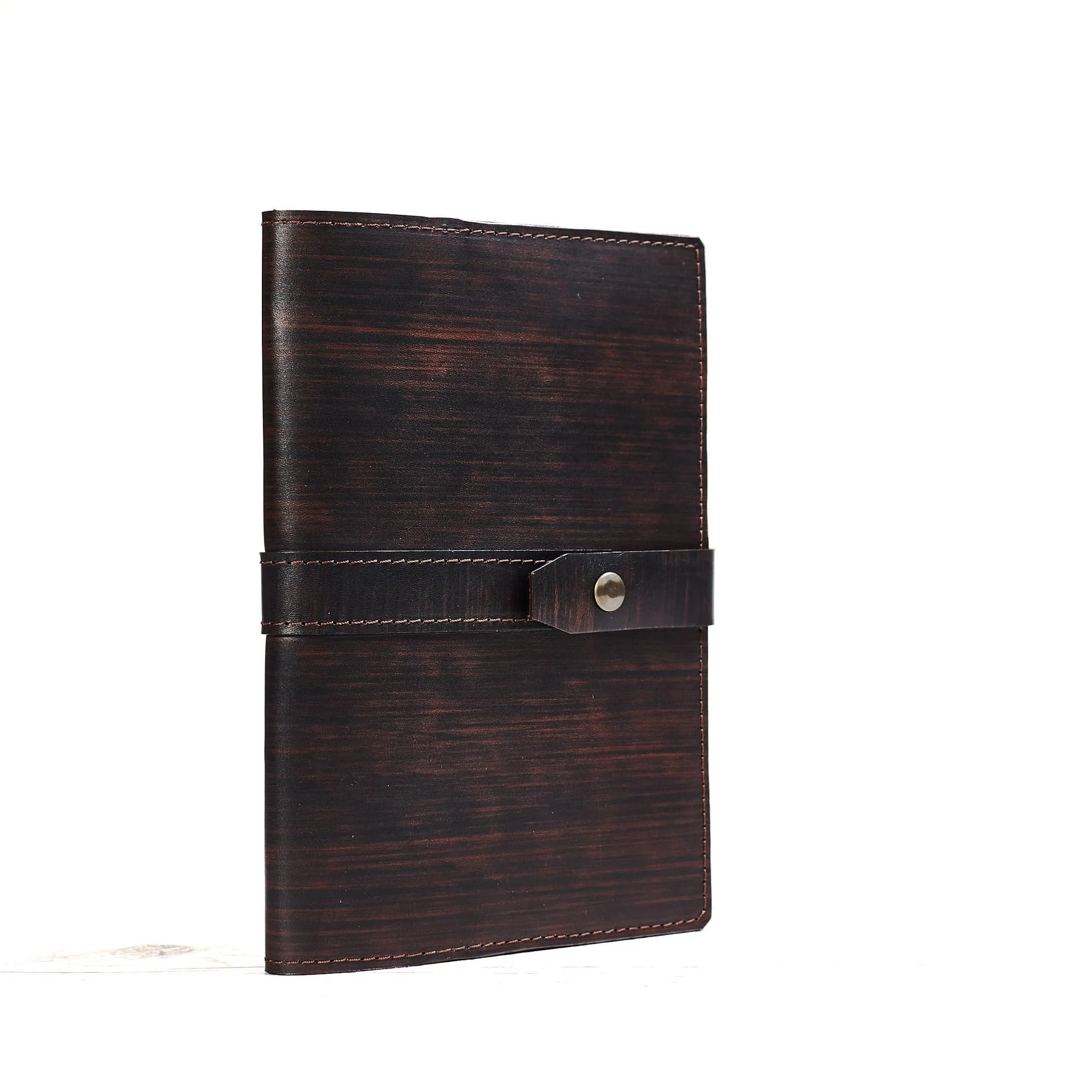 Moleskine A5 A5 Leather Journal Cover Notebook Cover Leather Cover Brown