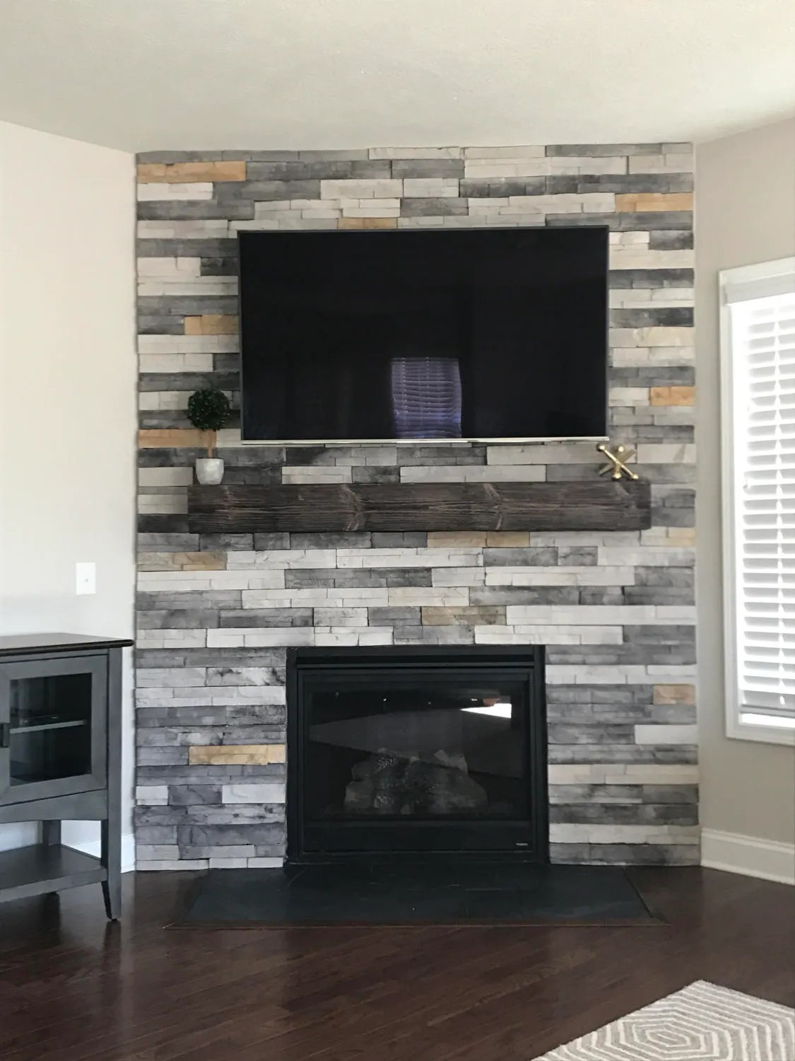 Floating Fireplace Mantel Ideas Fireplace Mantel 60