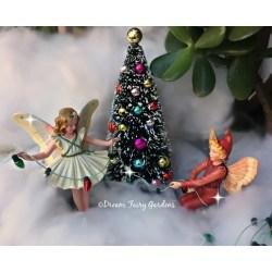 Small Crop Of Fairy Garden Christmas