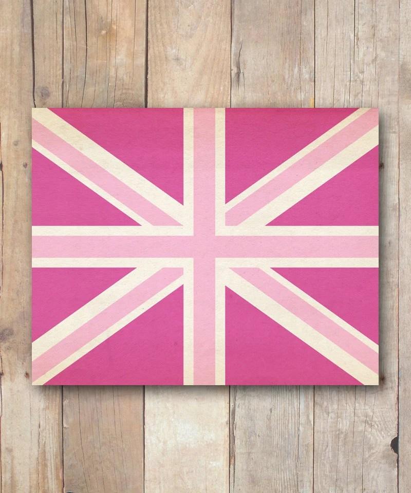 Dorm wall art printable dorm decor british flag baby Etsy