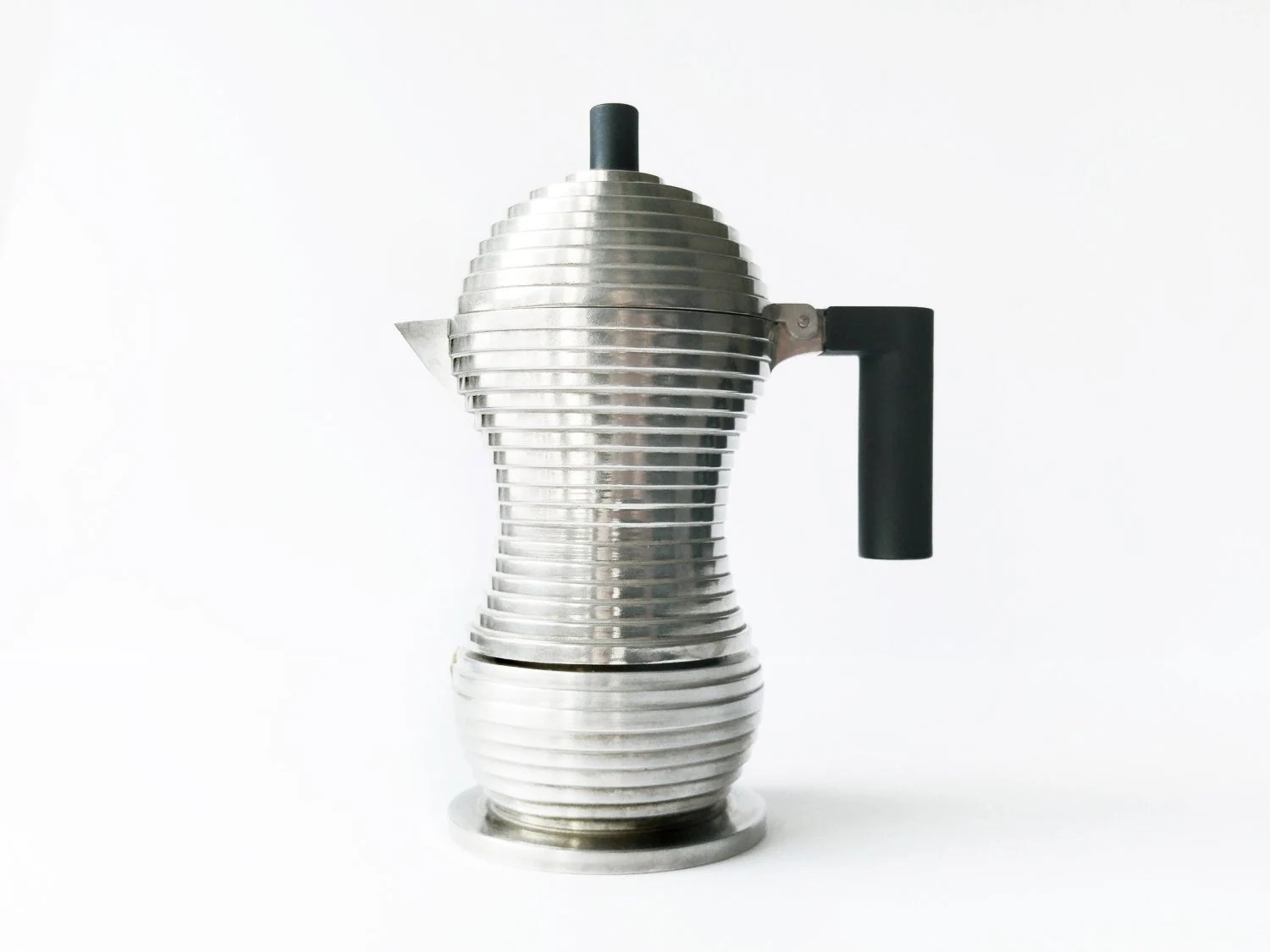 Alessi Espressokocher Alessi Pulcina Espresso Coffee Maker Coffeemaker Designer Item Memphis Milano Modernist Iconic Collectible Home Kitchen Dining 80s Mdl02 6